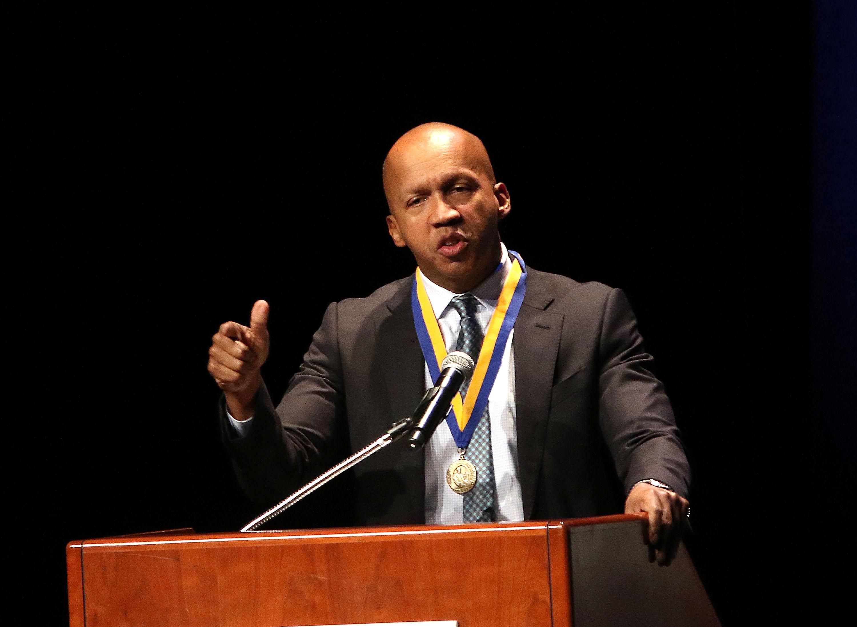 2016 John Jay Medal For Justice Award