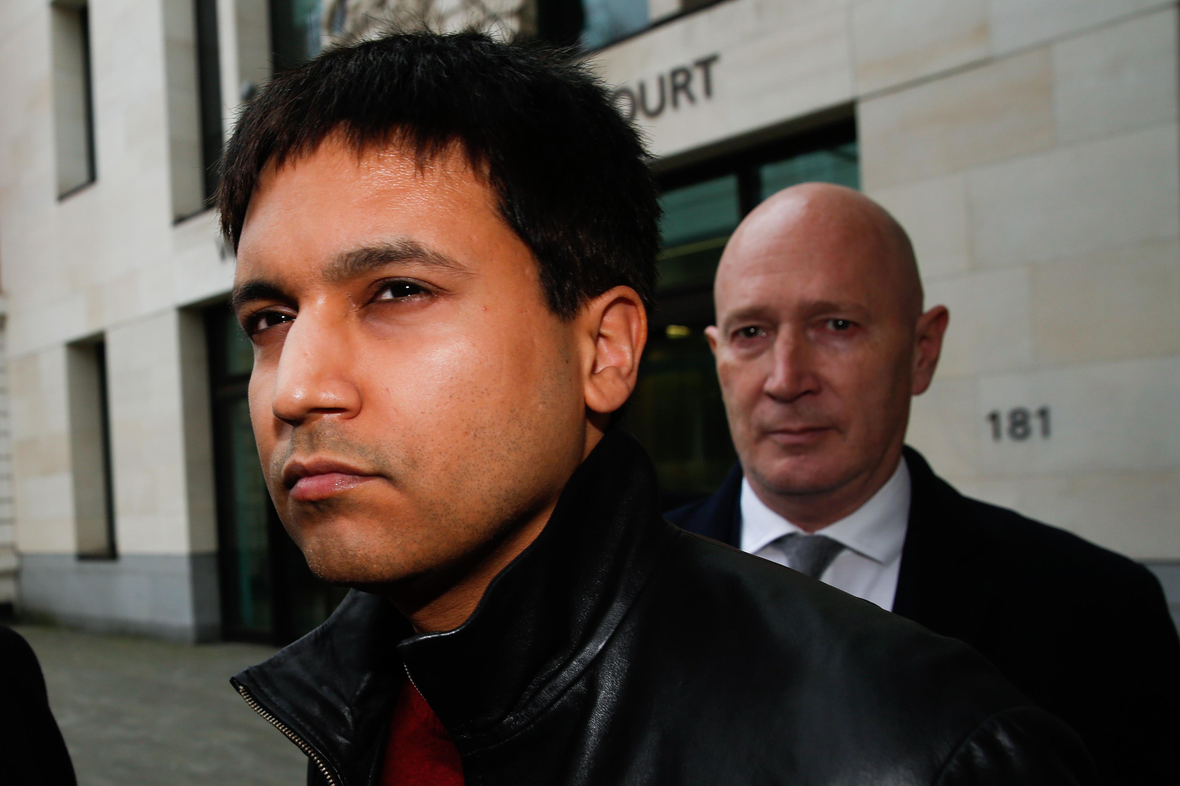 Pursuing Flash Crash Trader Navinder Singh Sarao At Extradition Hearing
