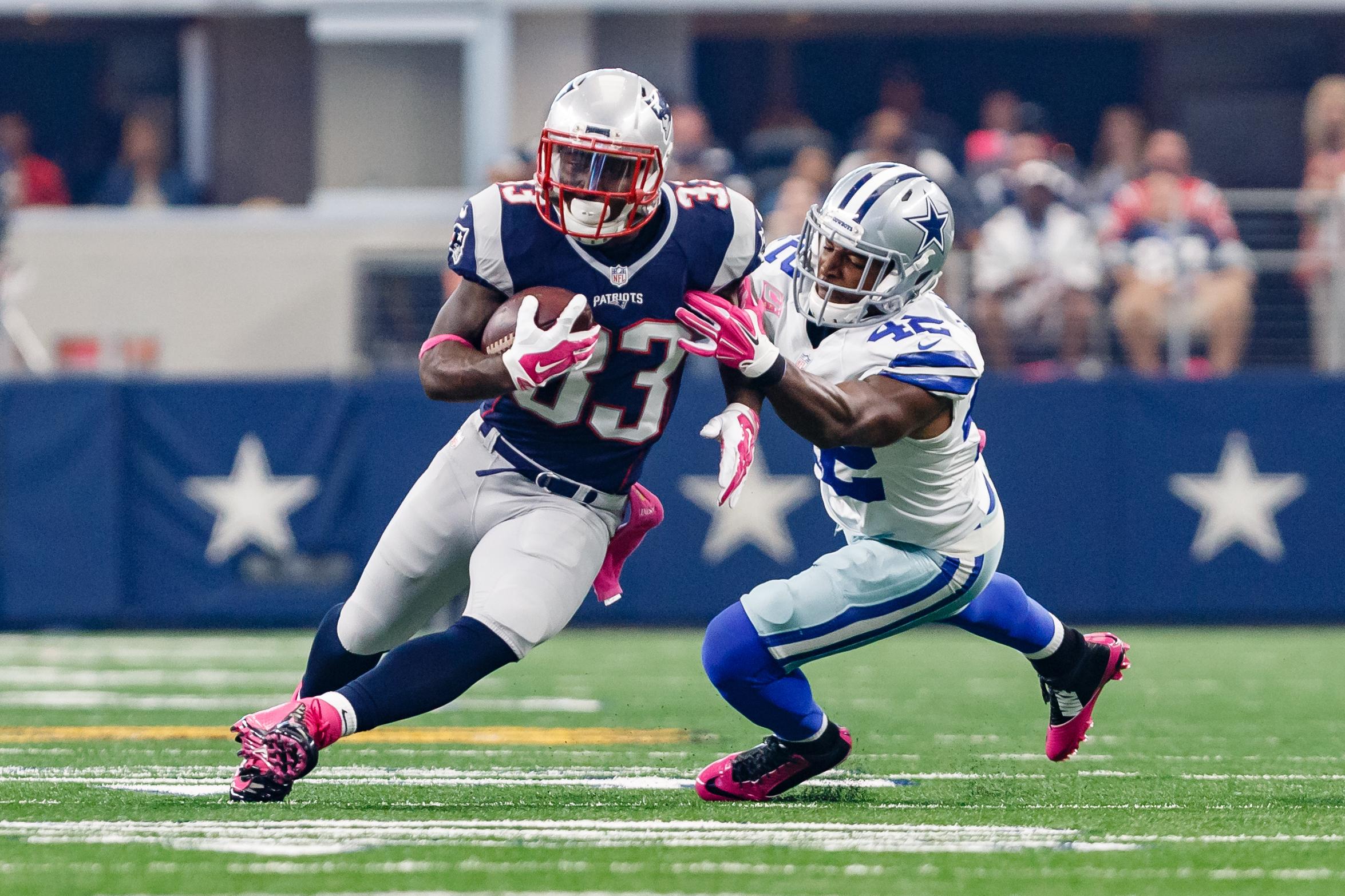 NFL: OCT 11 Patriots at Cowboys
