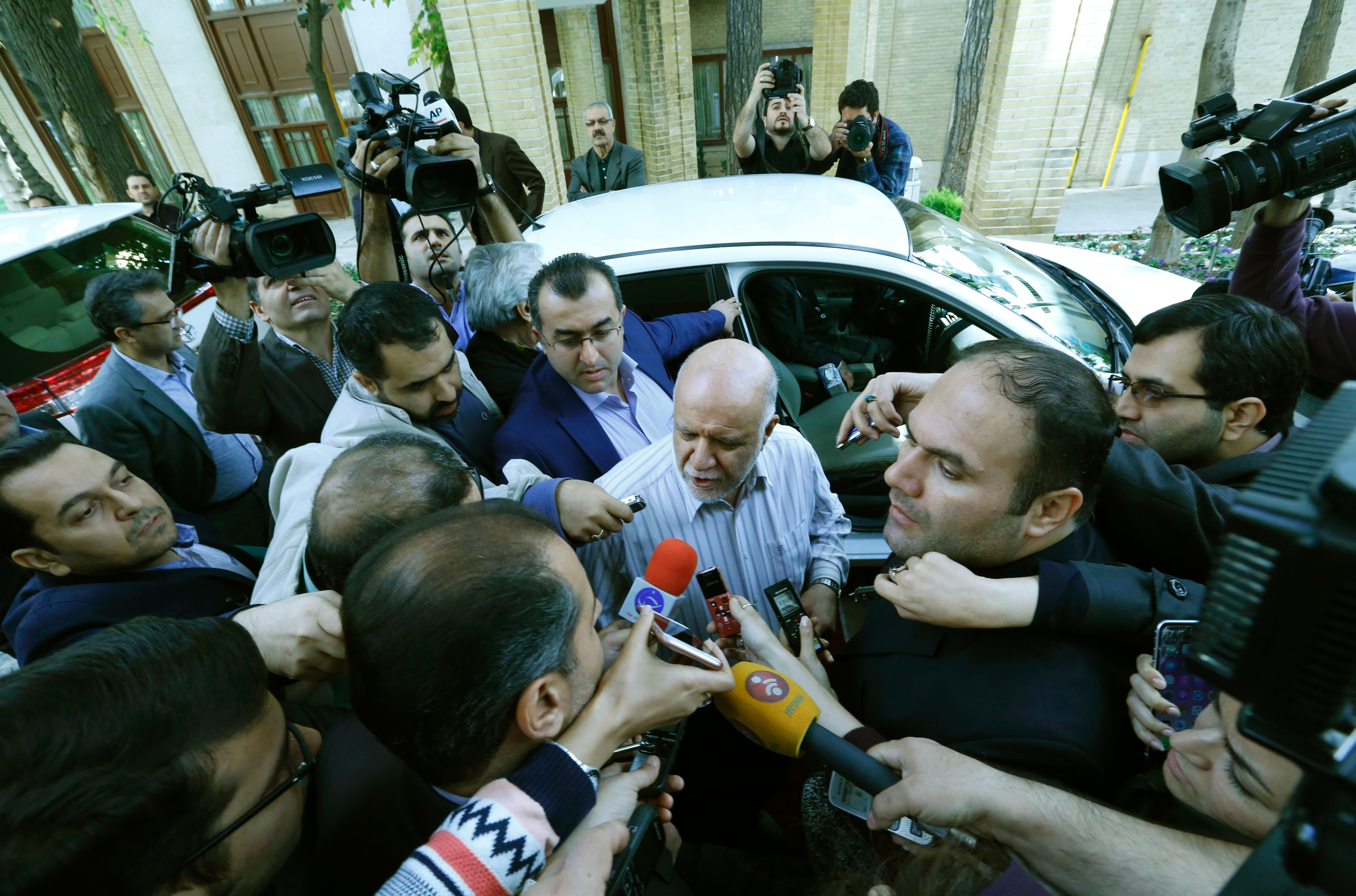 IRAN-GAS-ECONOMY