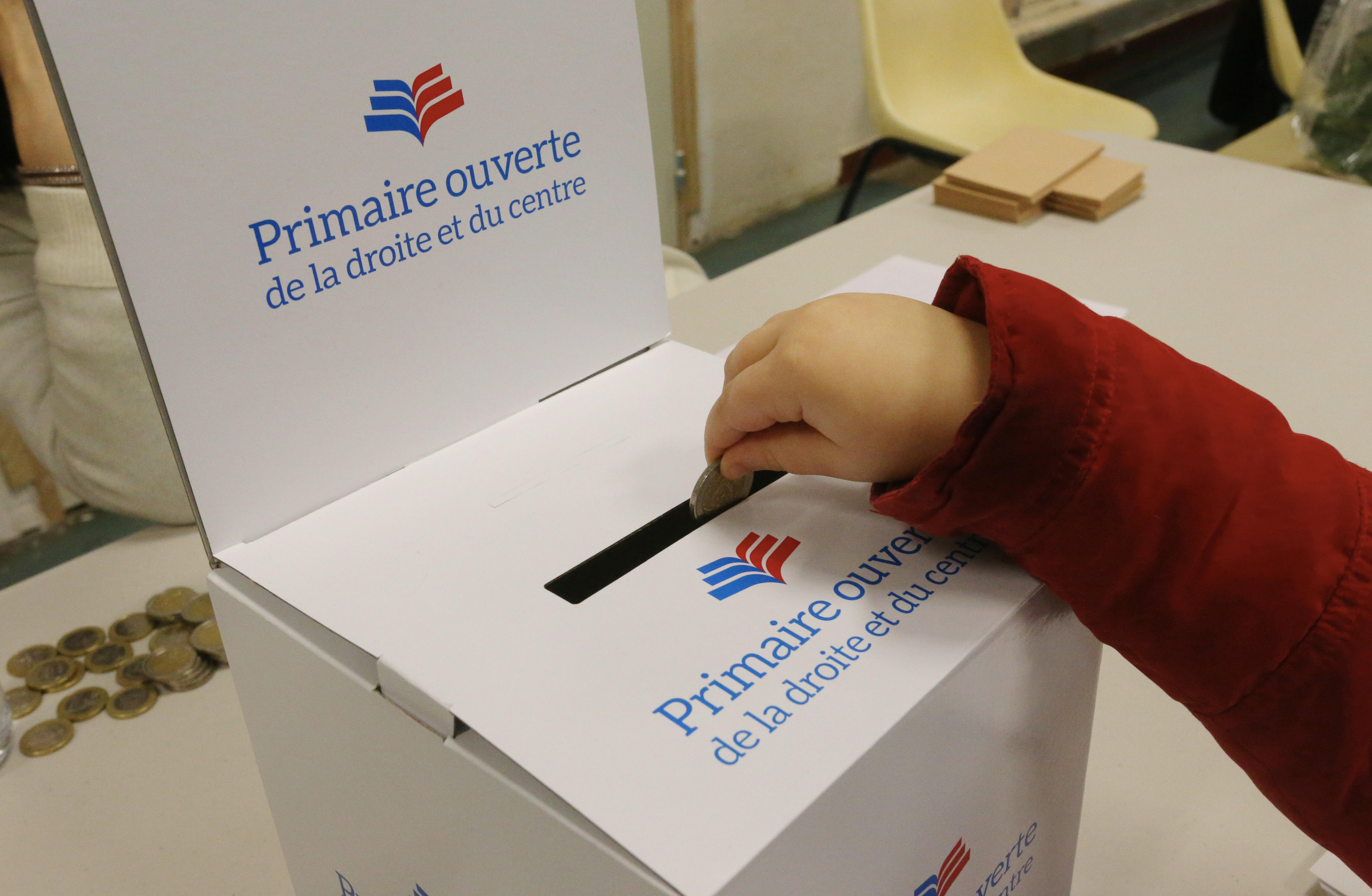 1st Right-Wing Primary Ahead Of The 2017 Presidential Election In Paris