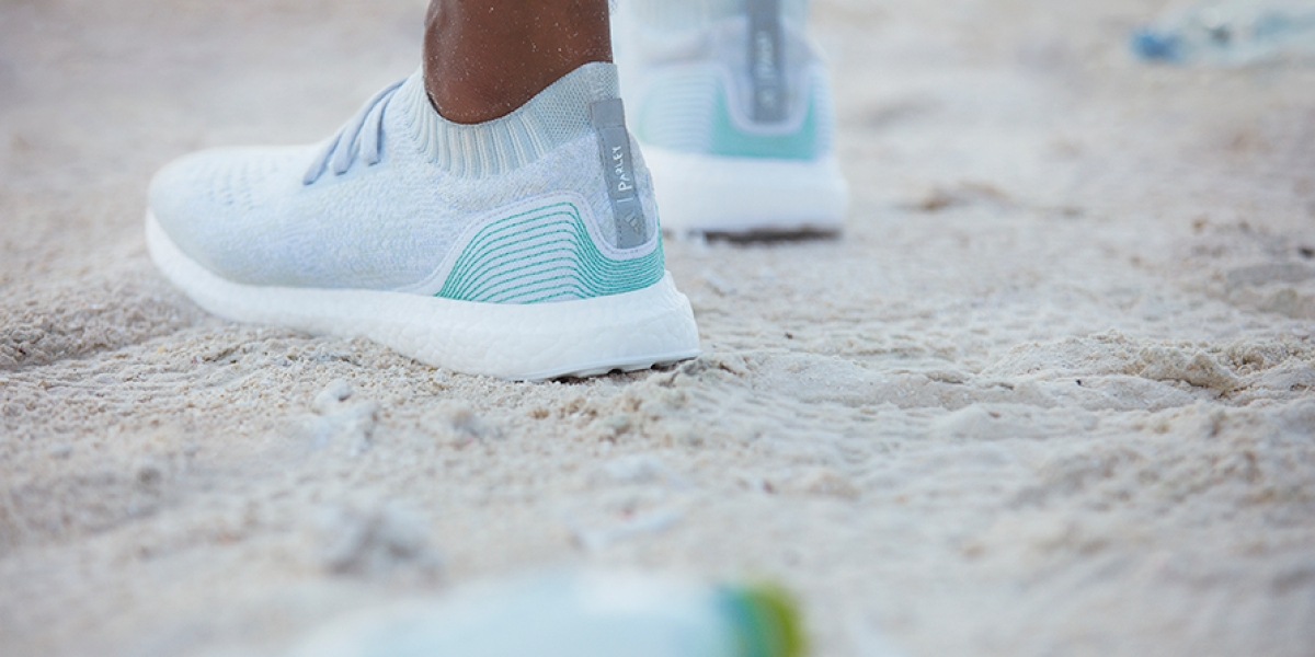 How Adidas Uses Plastics Found in the Ocean for New Gear