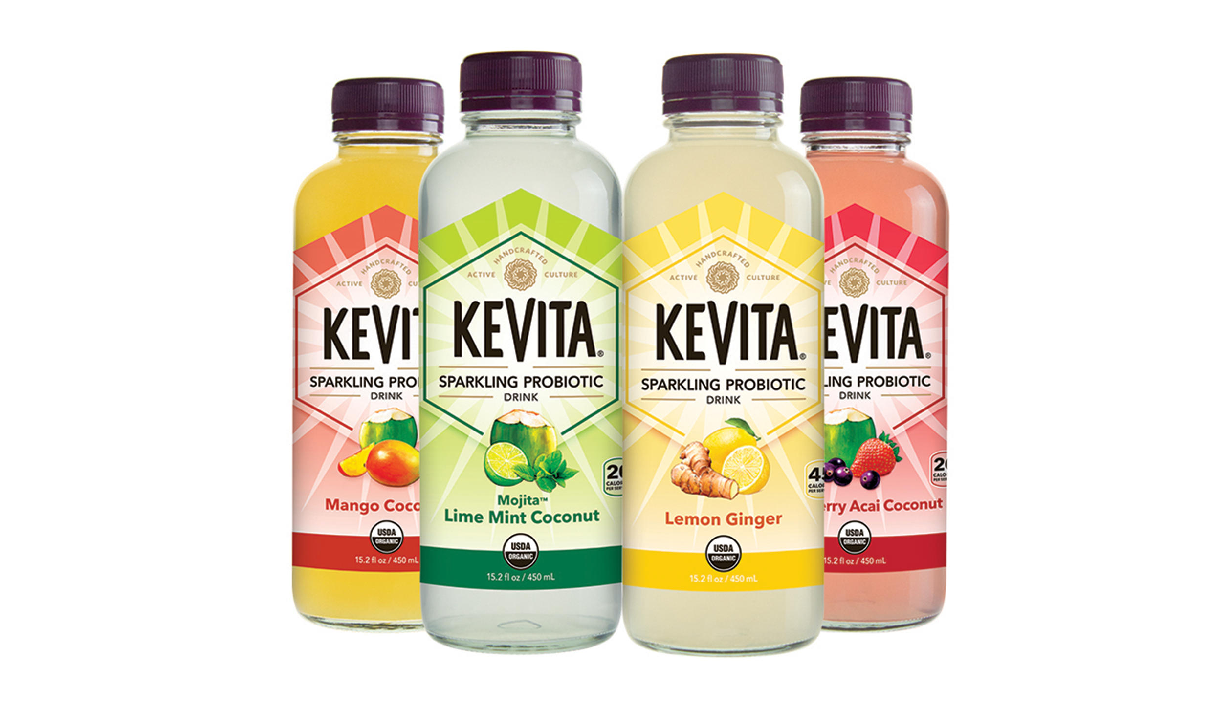 PepsiCo is fully acquiring KeVita, a leading North American maker of fermented probiotic and kombucha beverages.