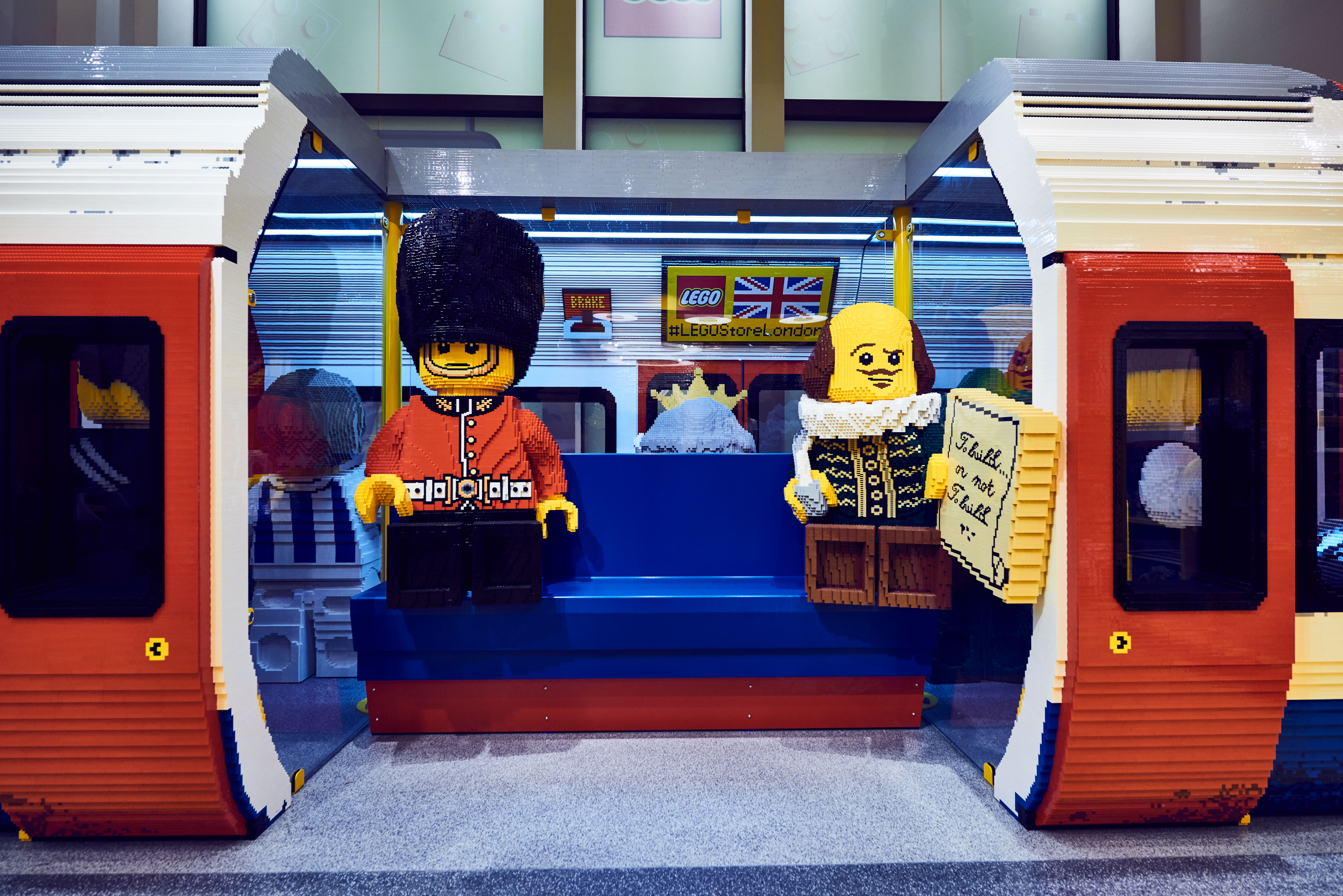 Lego S New Store In London Is Its Biggest Ever Fortune