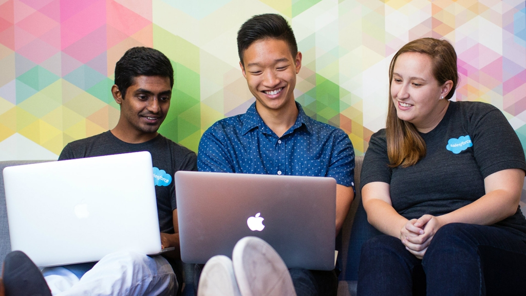 Best Workplaces for Diversity 2016- Salesforce