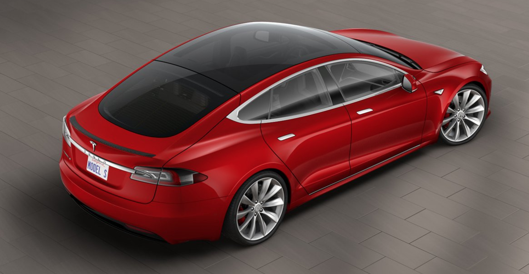 Tesla's new glass roof option for Model S