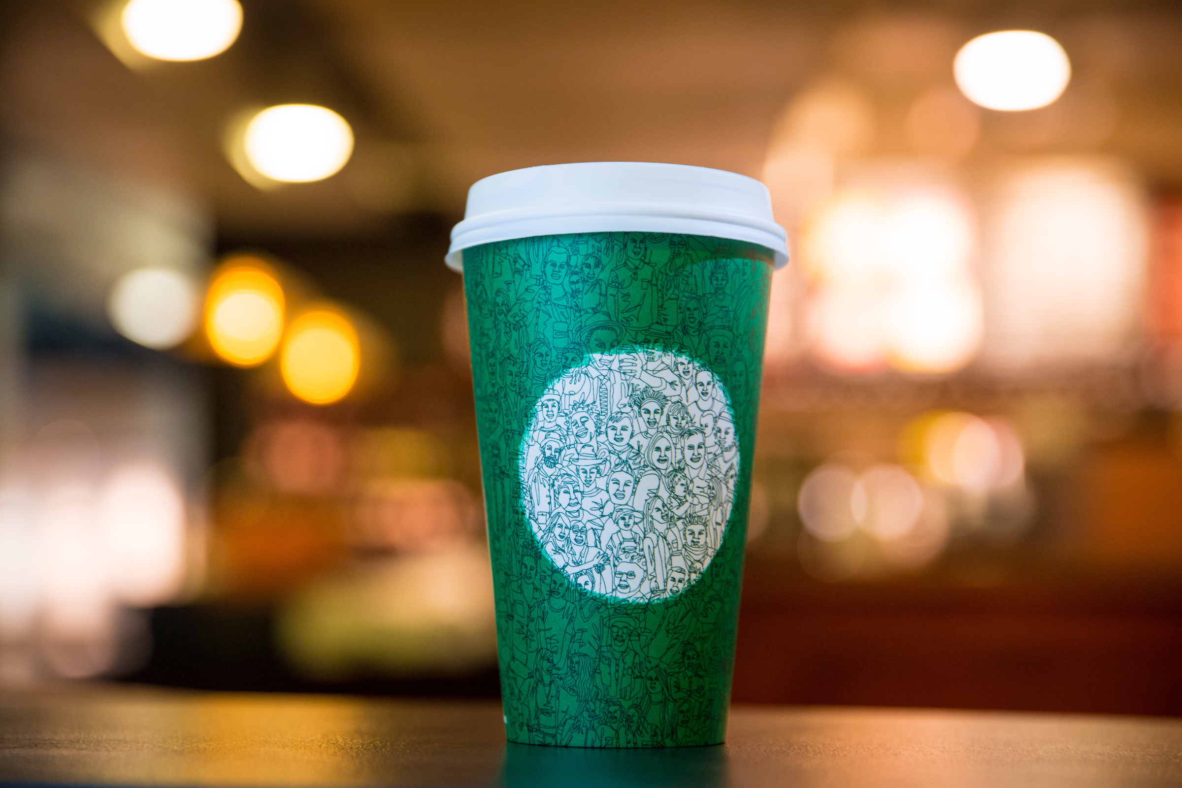 Starbucks Christmas Cups.Why Starbucks Unity Cup Got The Internet Mad Fortune