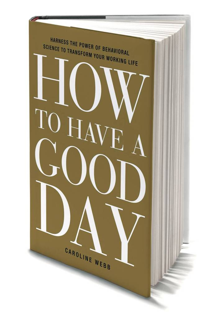 VER.12.15.16.HOW TO HAVE A GOOD DAY
