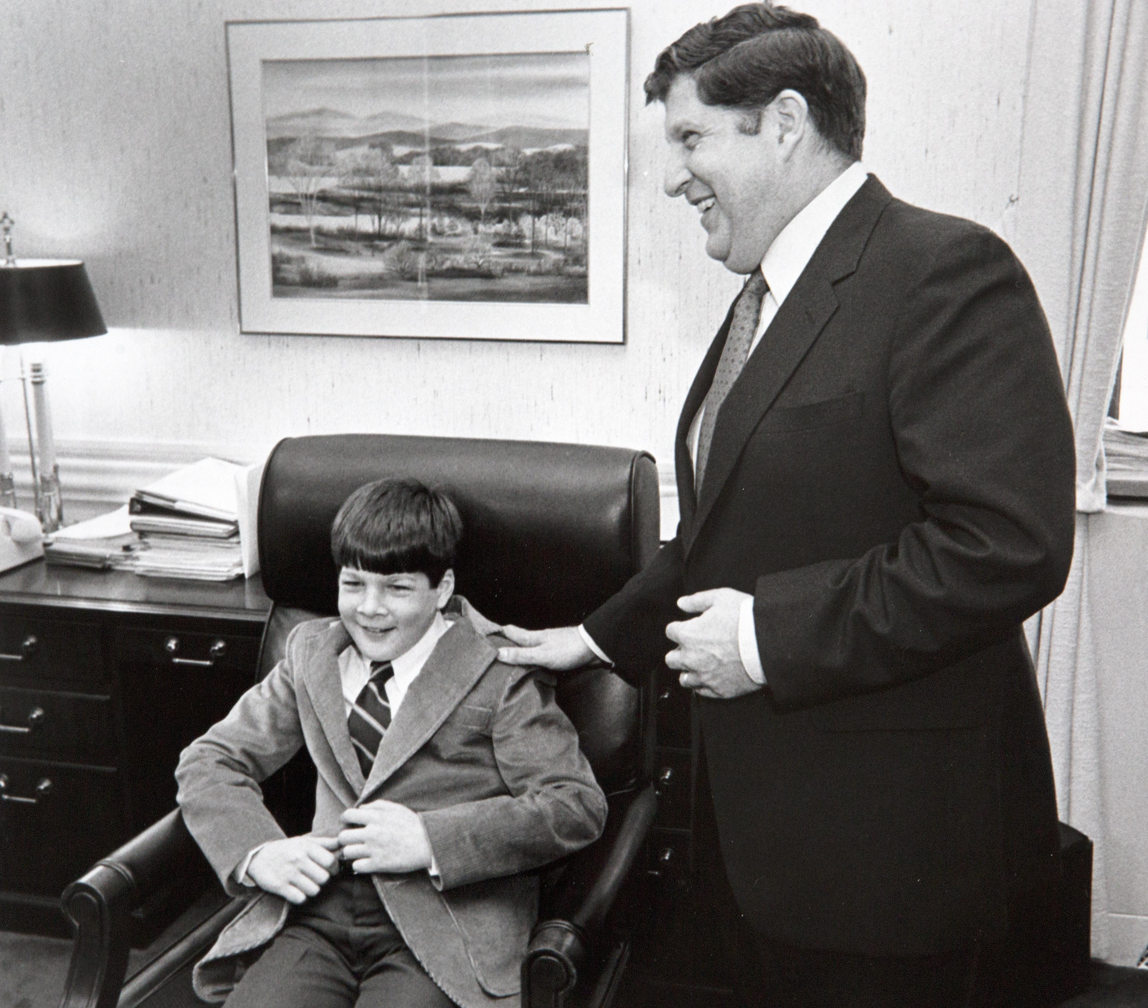 Youngest Governor