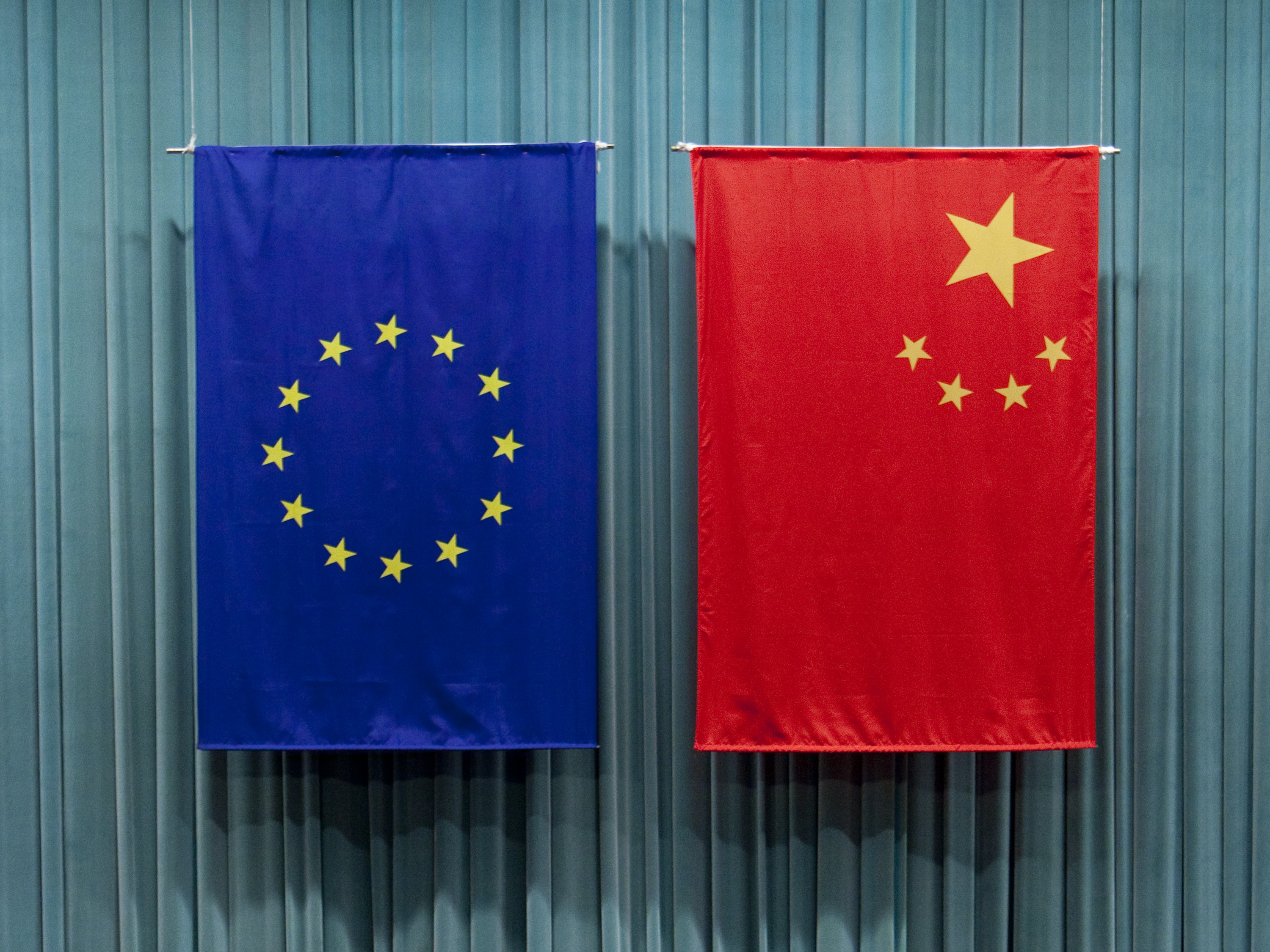 Herman Van Rompuy, President Of The EU, Speaks At Chinese Communist Party School