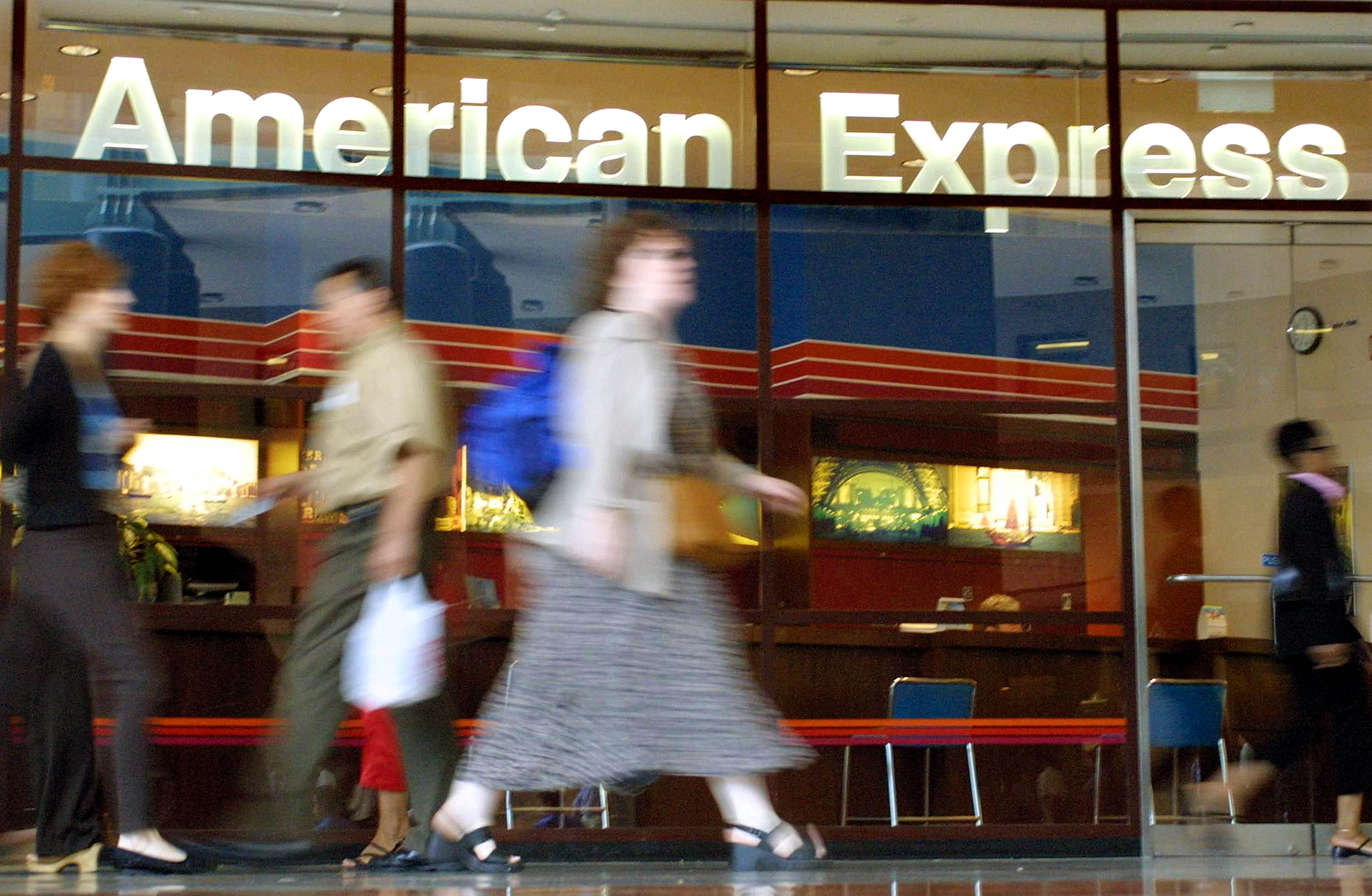 AmEx is sweetening its parental benefits, in part, to stay competitive.