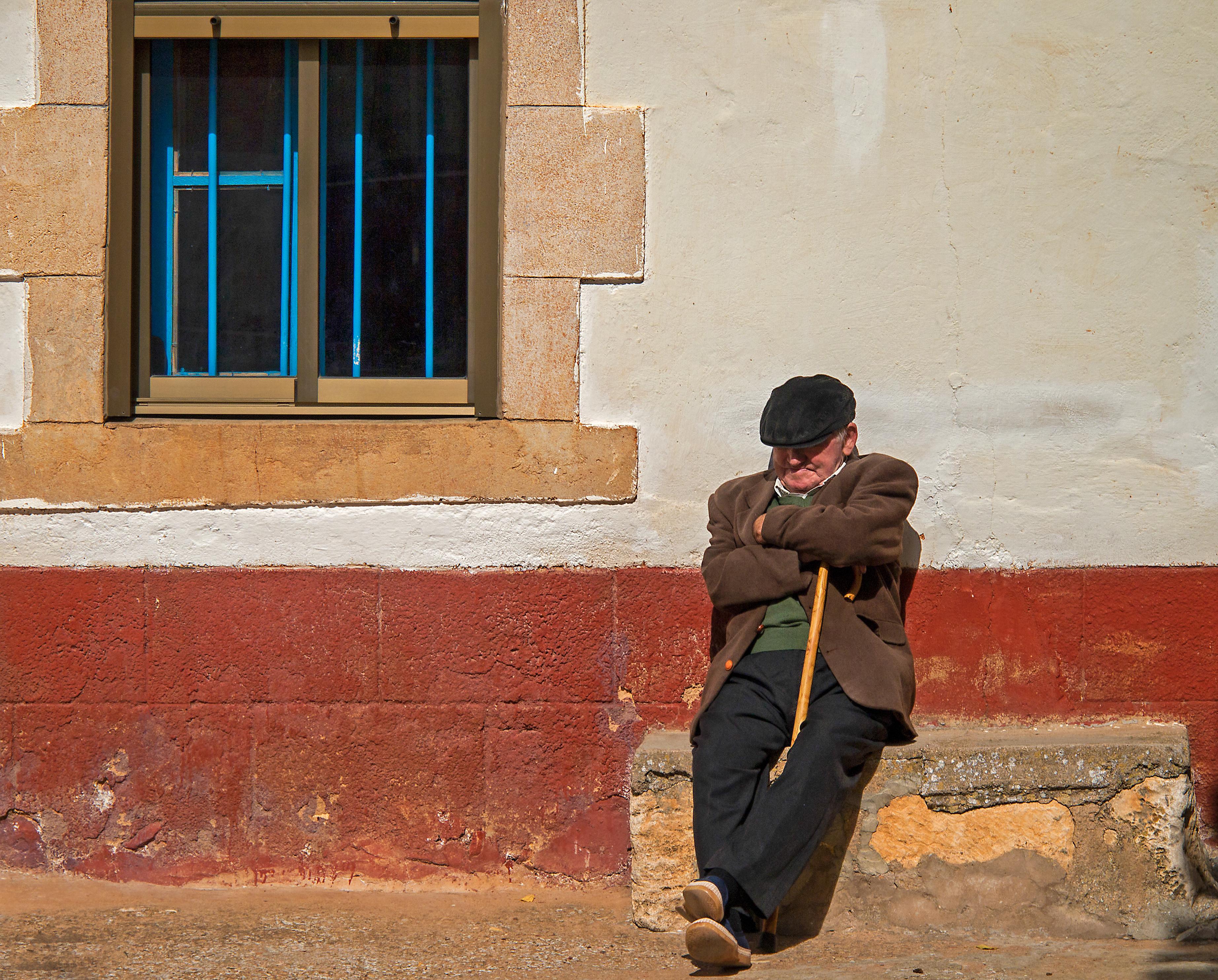Spanish Siesta Outdoor