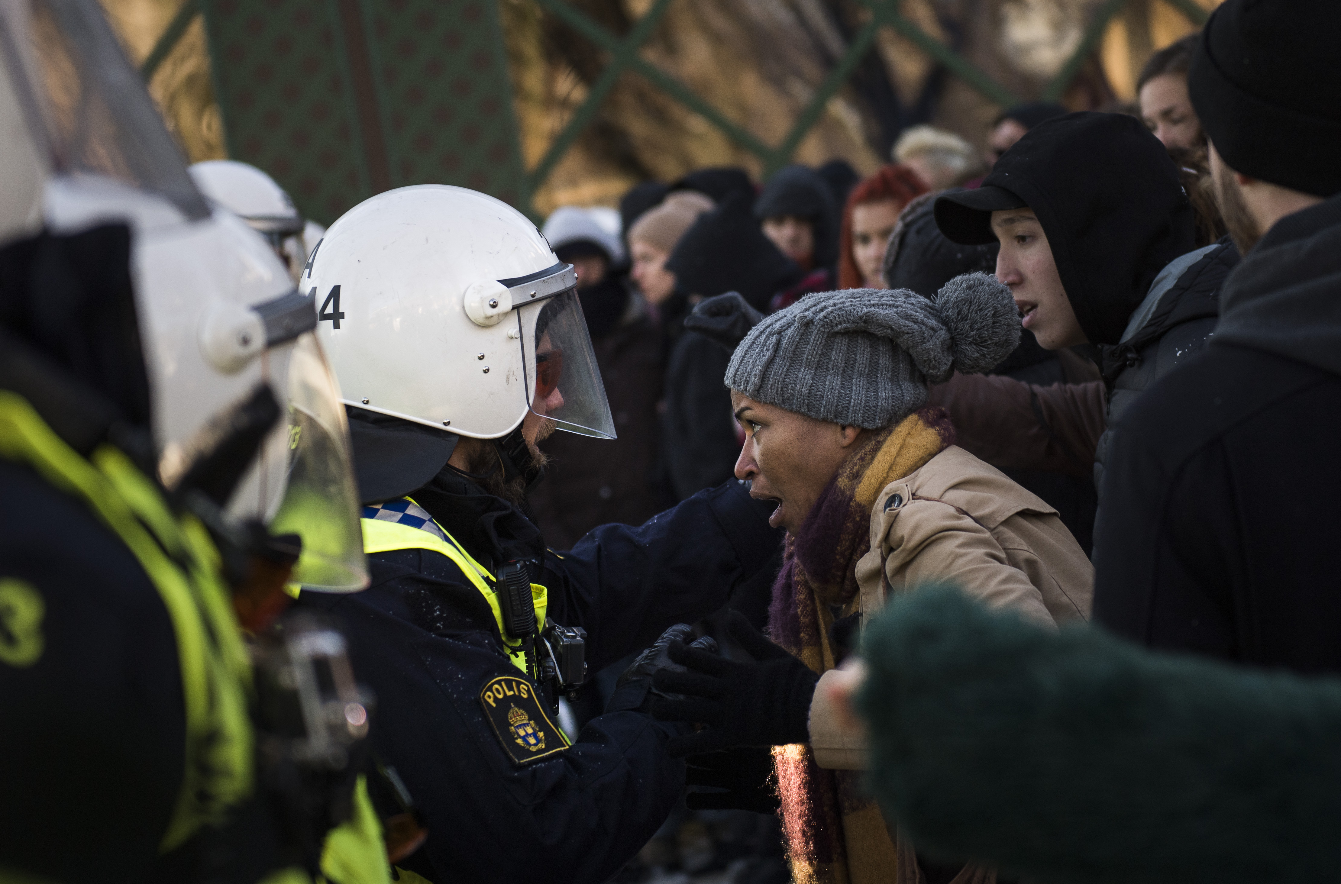 SWEDEN-POLITICS-SOCIAL-DEMO