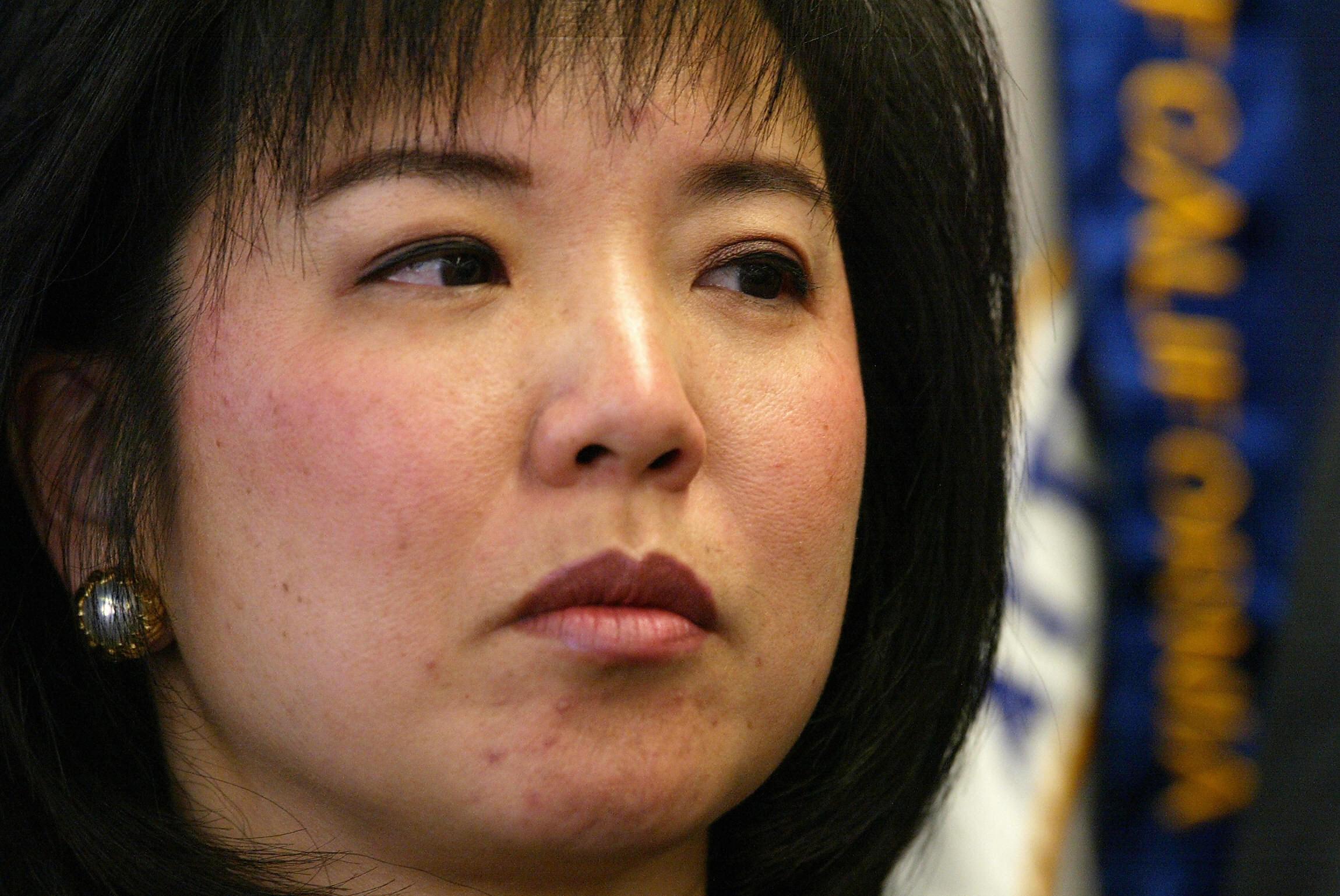 Former U.S. attorney Debra W. Yang