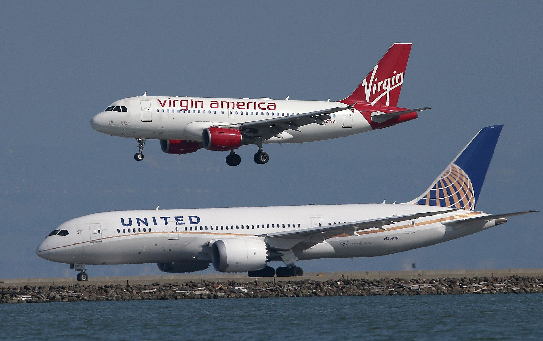 Virgin American Posts Annual Profit Of 60 Million