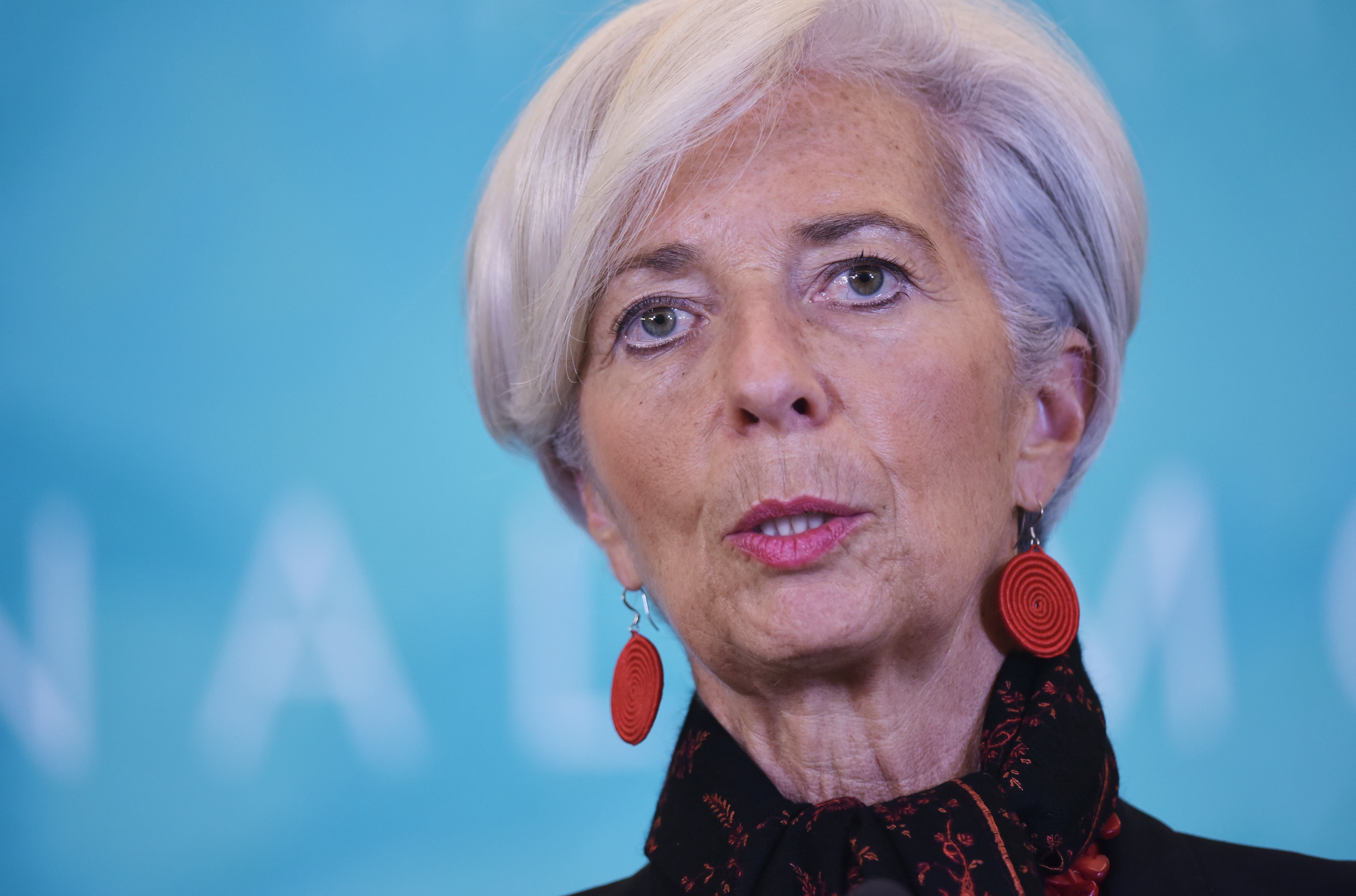 US-IMF-CHINA-FINANCE-LAGARDE