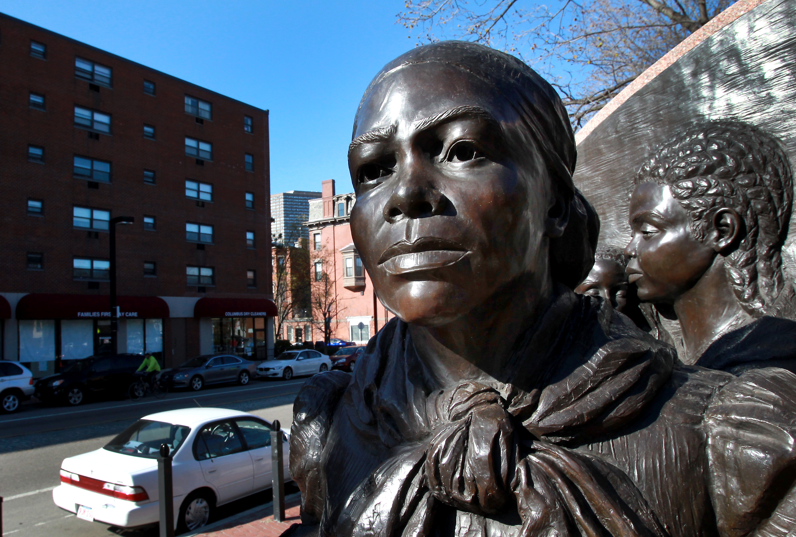 Harriet Ross Tubman Memorial In Boston's South End