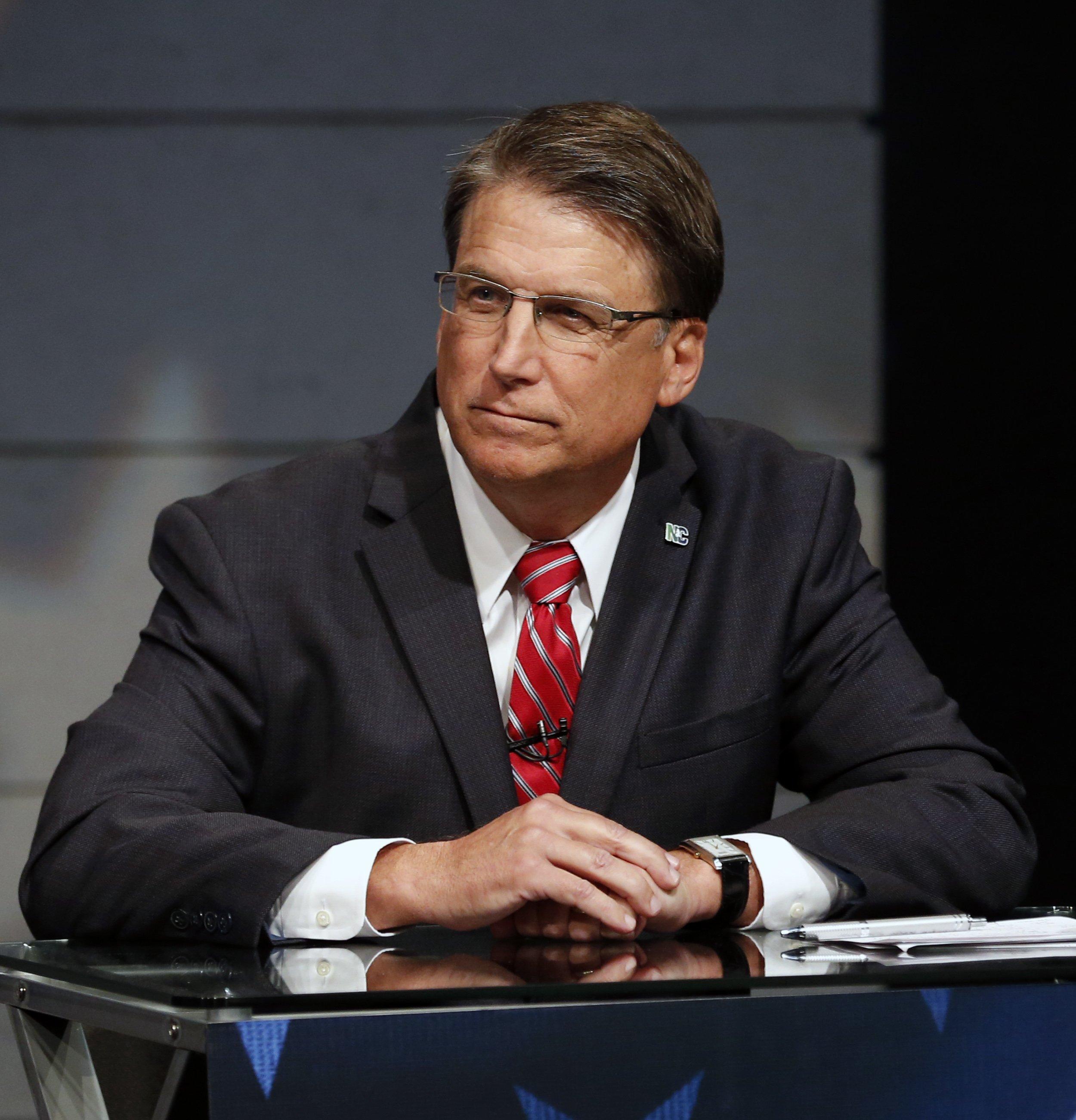 North Carolina gubernatorial debate