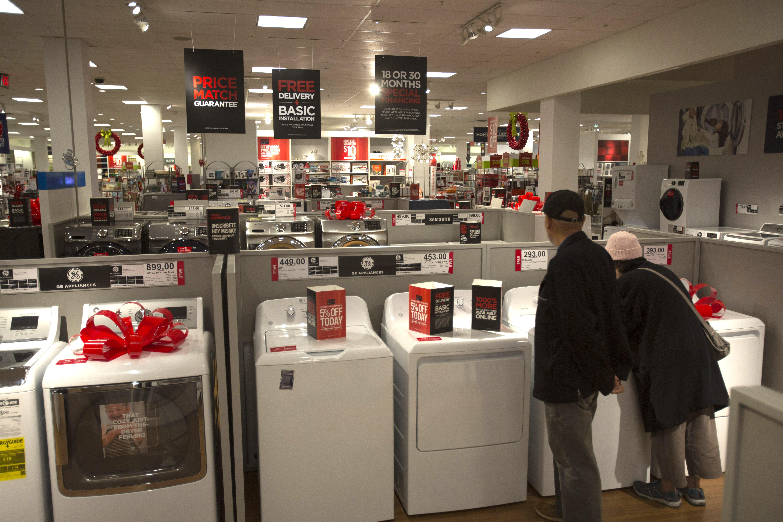 Inside A JC Penney Co. Store Ahead Of Earnings Figures