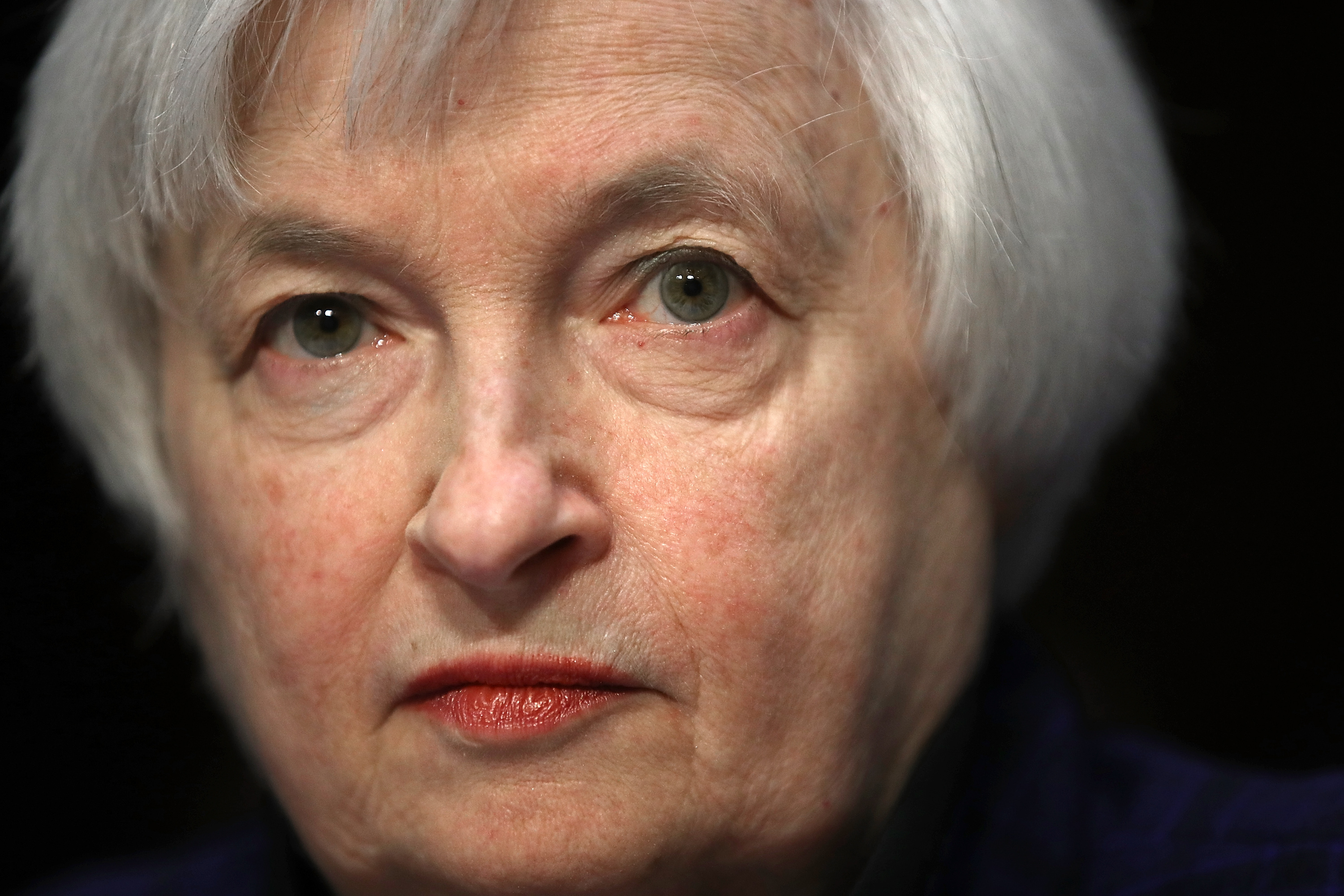 Janet Yellen Addresses Joint Economic Committee On State Of US Economy