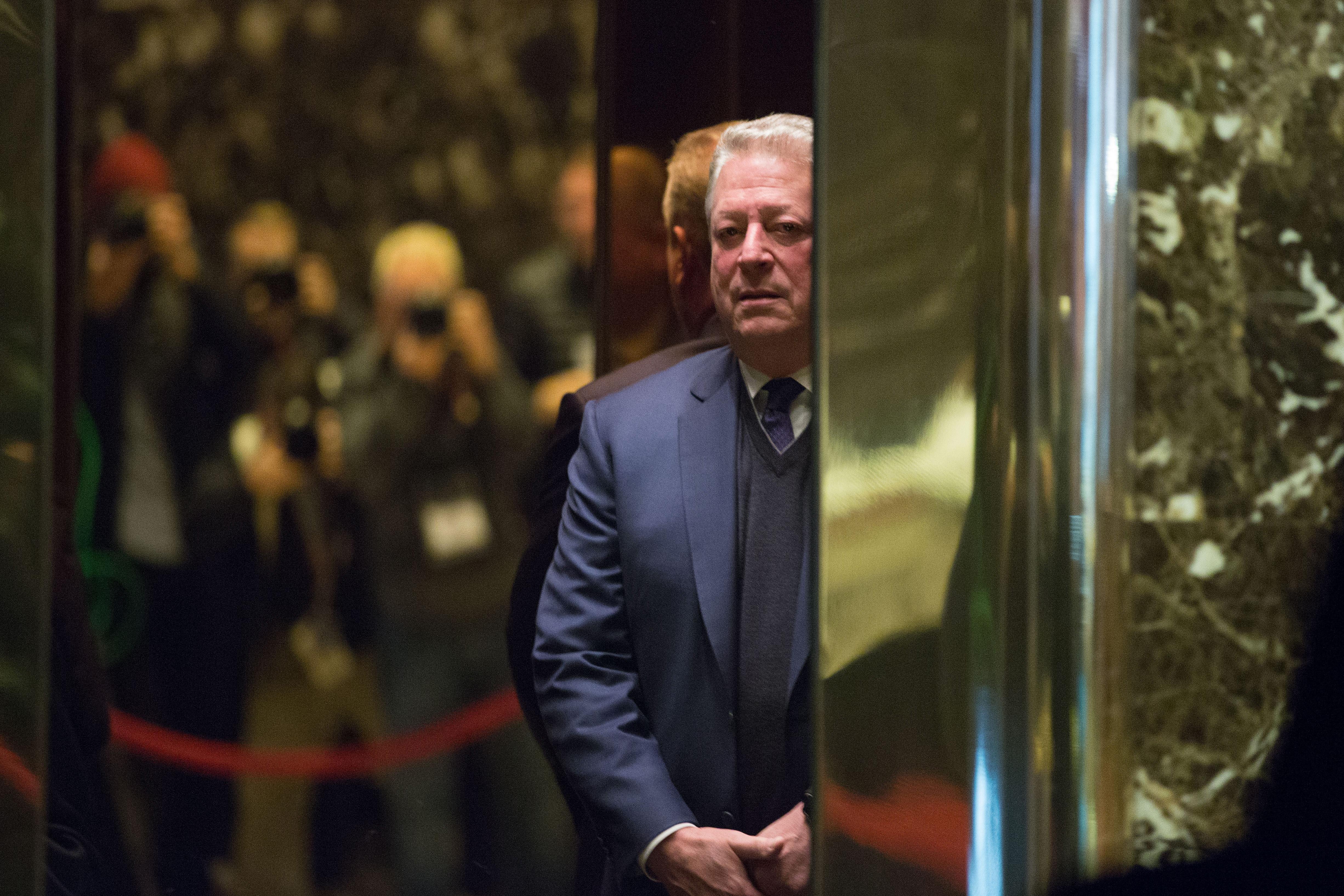 Al Gore For President 2016