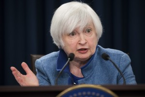 Fed Reserve Chair Janet Yellen Press Conference