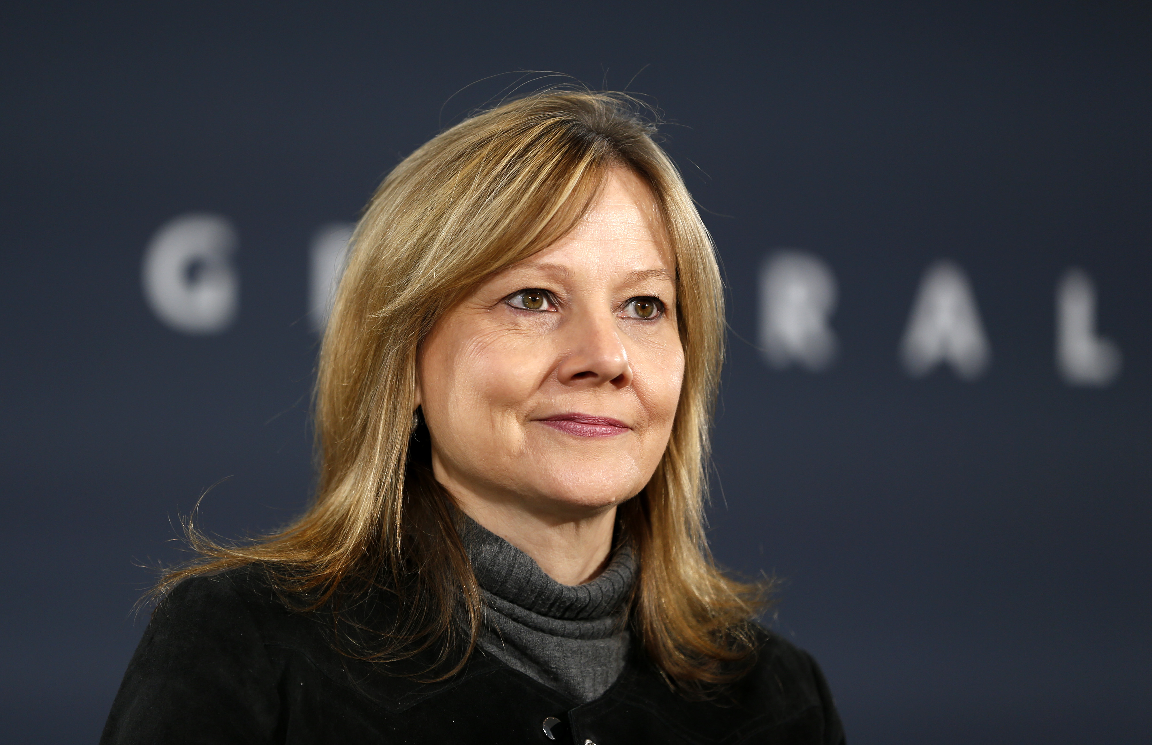 General Motors Co. Chief Executive Officer Mary Barra News Conference
