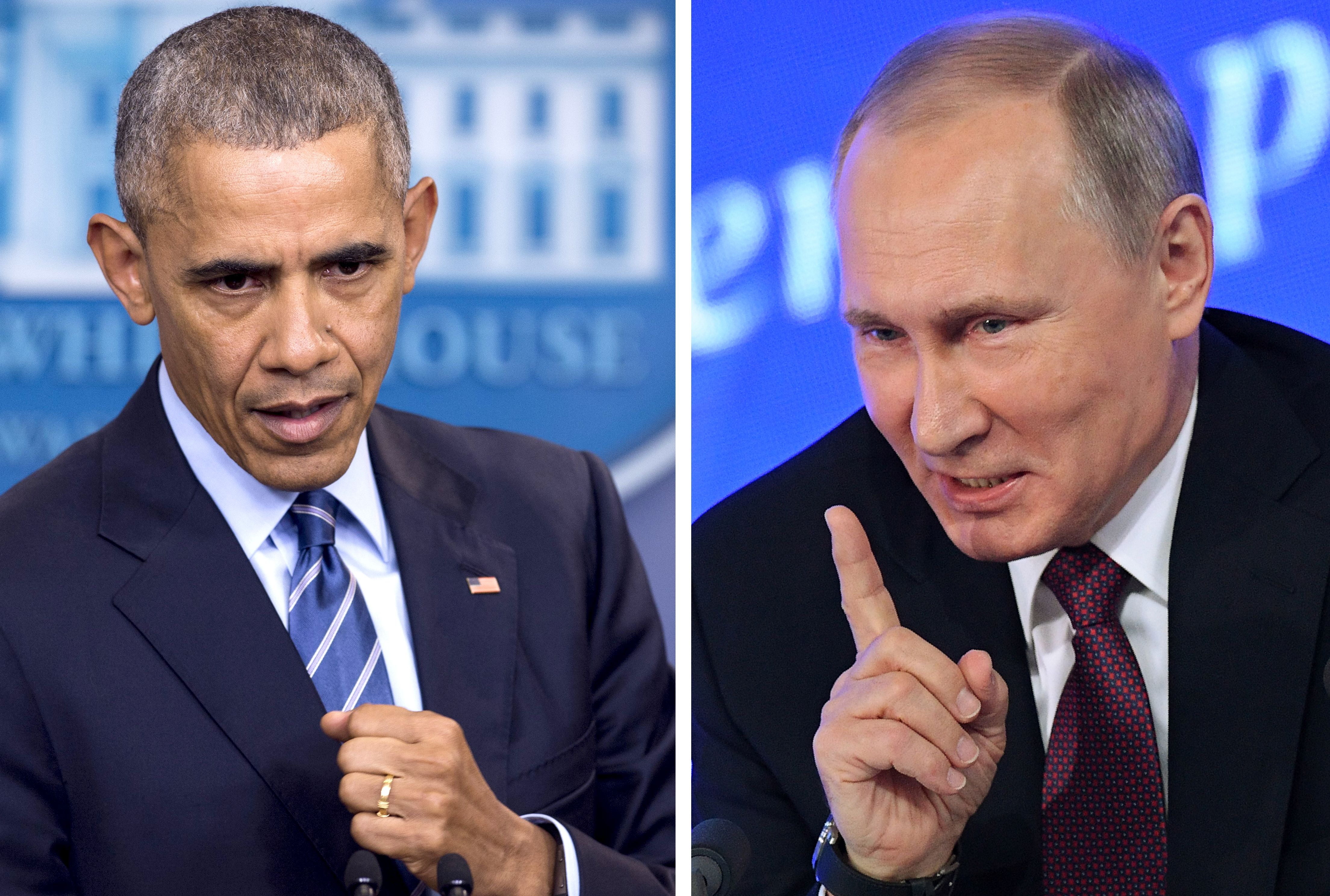 The U.S, on Dec. 29, 2016, fired back at Moscow over its meddling in the presidential election, announcing a series of tough sanctions against intelligence agencies.