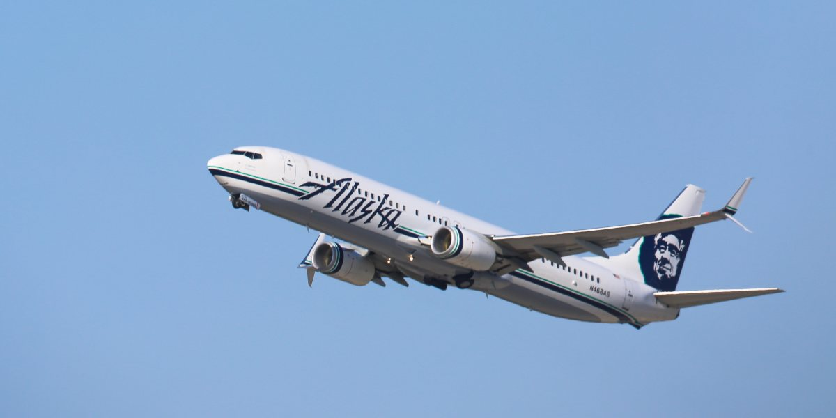 Alaska Airlines Getting Rid Of Plastic Straws And Stirrers
