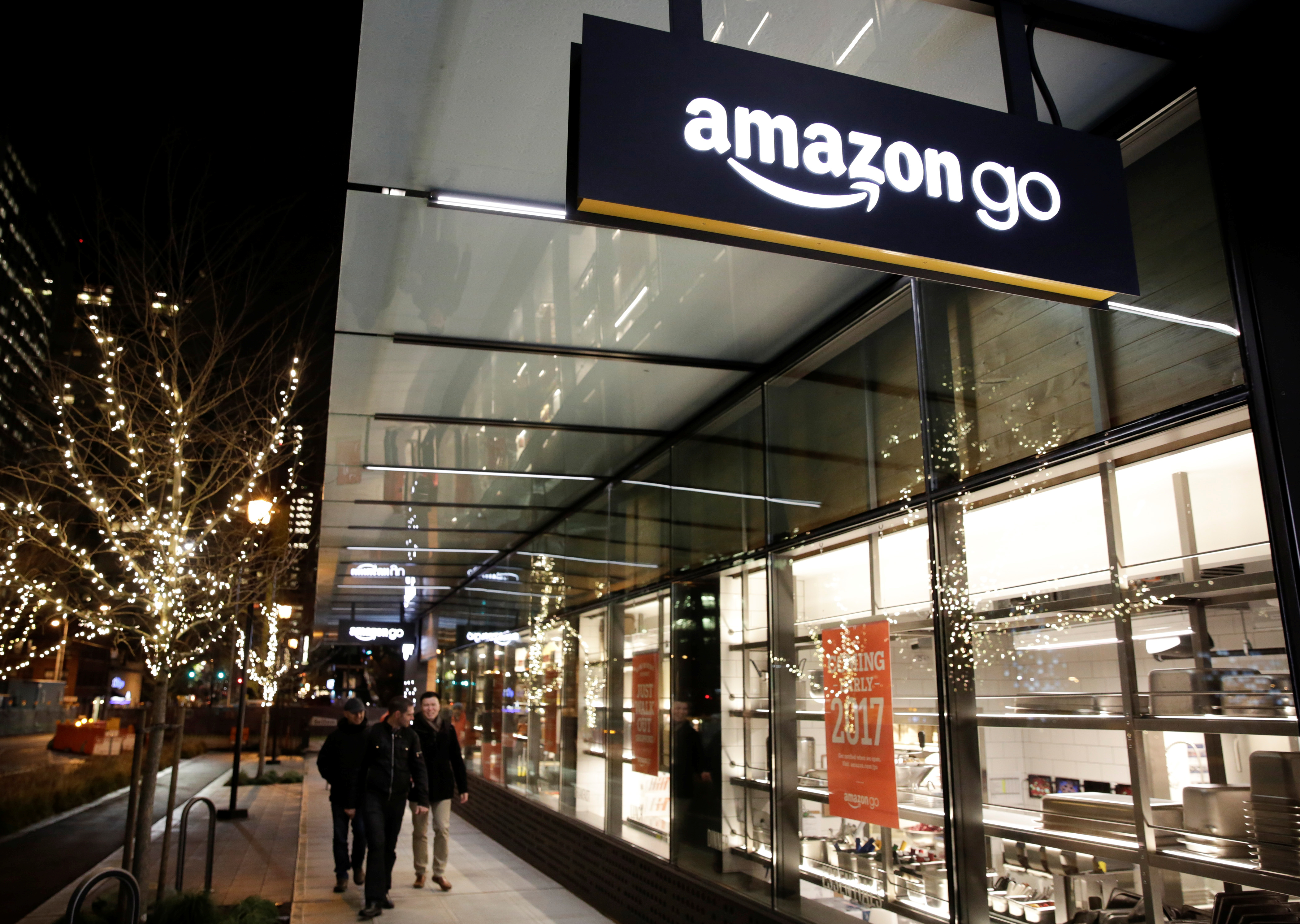 Amazon Go Is Proof That Business Partnerships Rarely Work Fortune