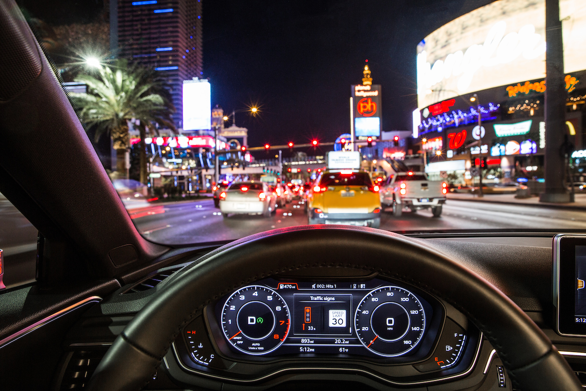 Audi is rolling out a new feature that will let its cars communicate with traffic lights.