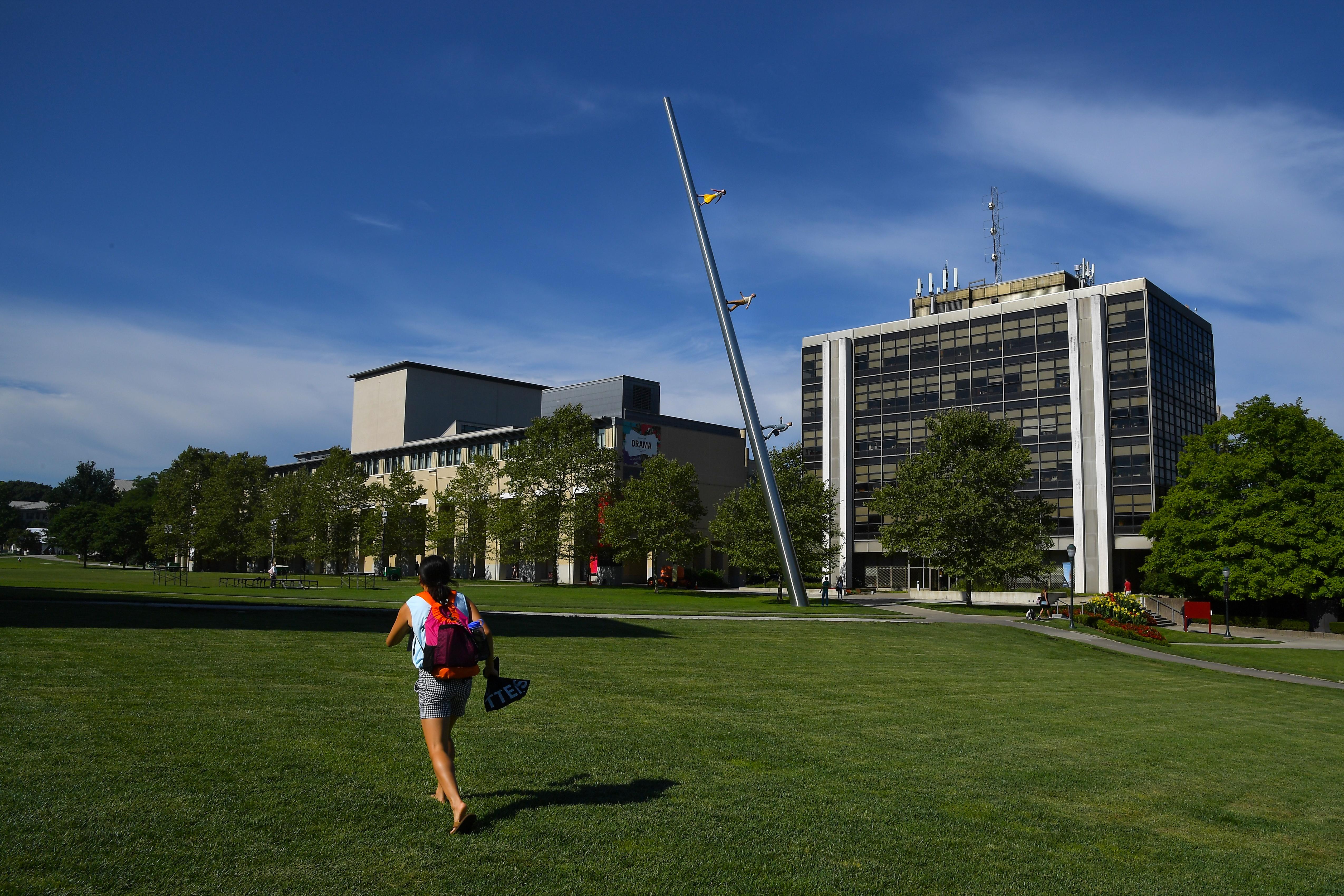 Carnegie Mellon University actively recruiting female STEM students