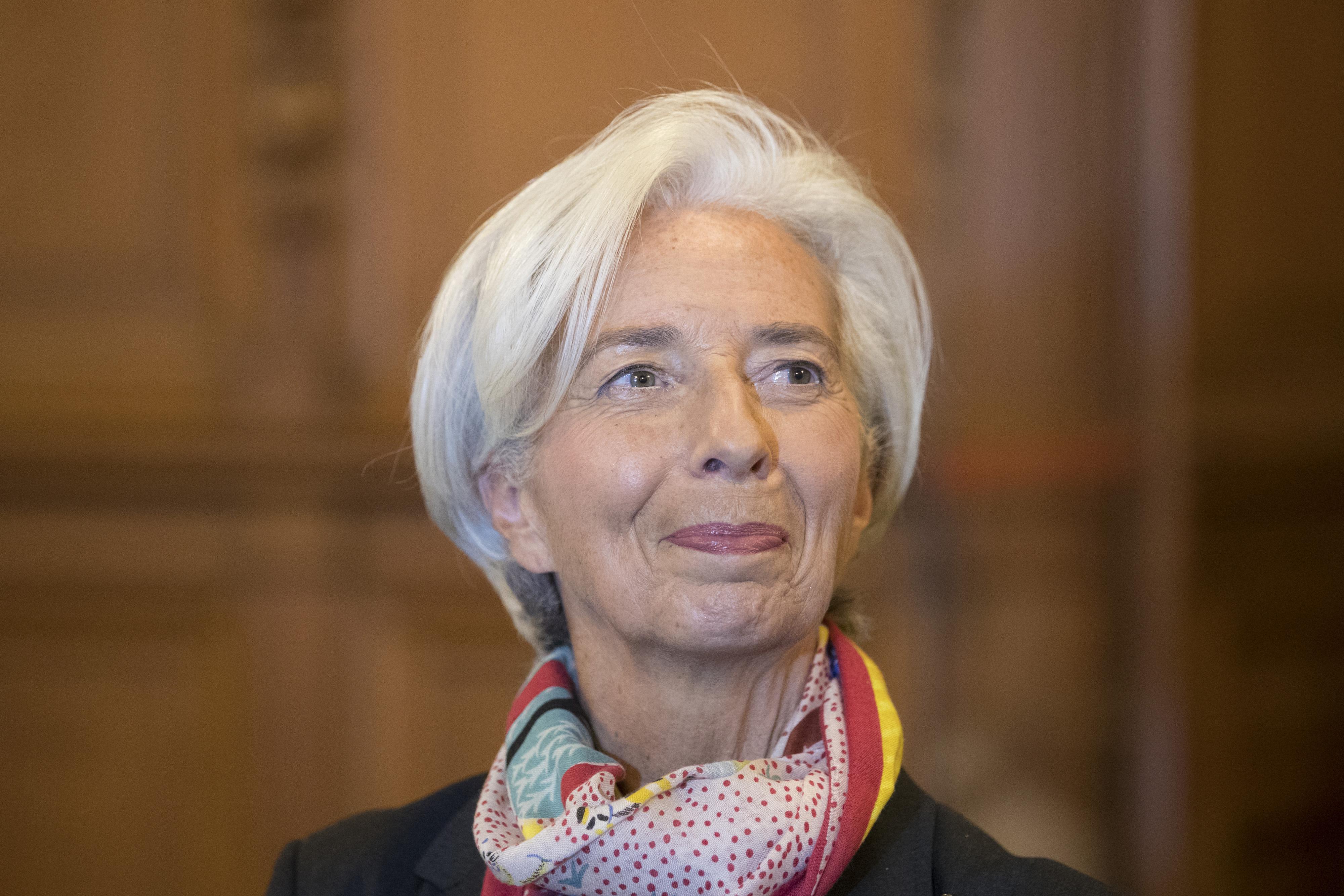 International Monetary Fund (IMF) Managing Director Christine Lagarde On Trial For Alleged Negligence