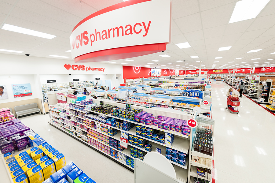 First CVS Pharmacy locations open within Target stores