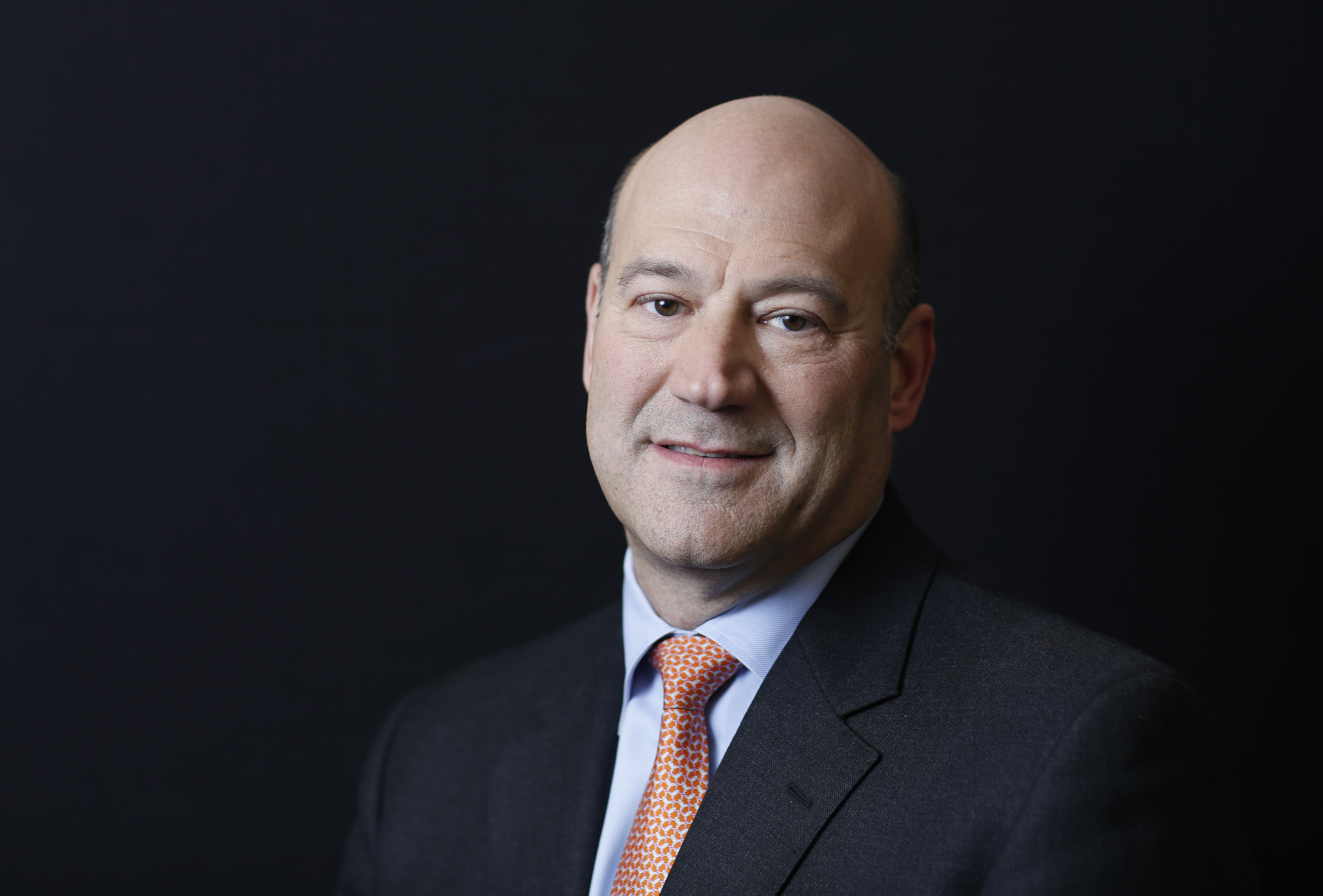 Gary D. Cohn, president and chief operating officer of Goldman Sachs Group Inc., poses for a photograph following a Bloomberg Television interview on day two of the World Economic Forum (WEF) in Davos, Switzerland, on Thursday, Jan. 24, 2013.