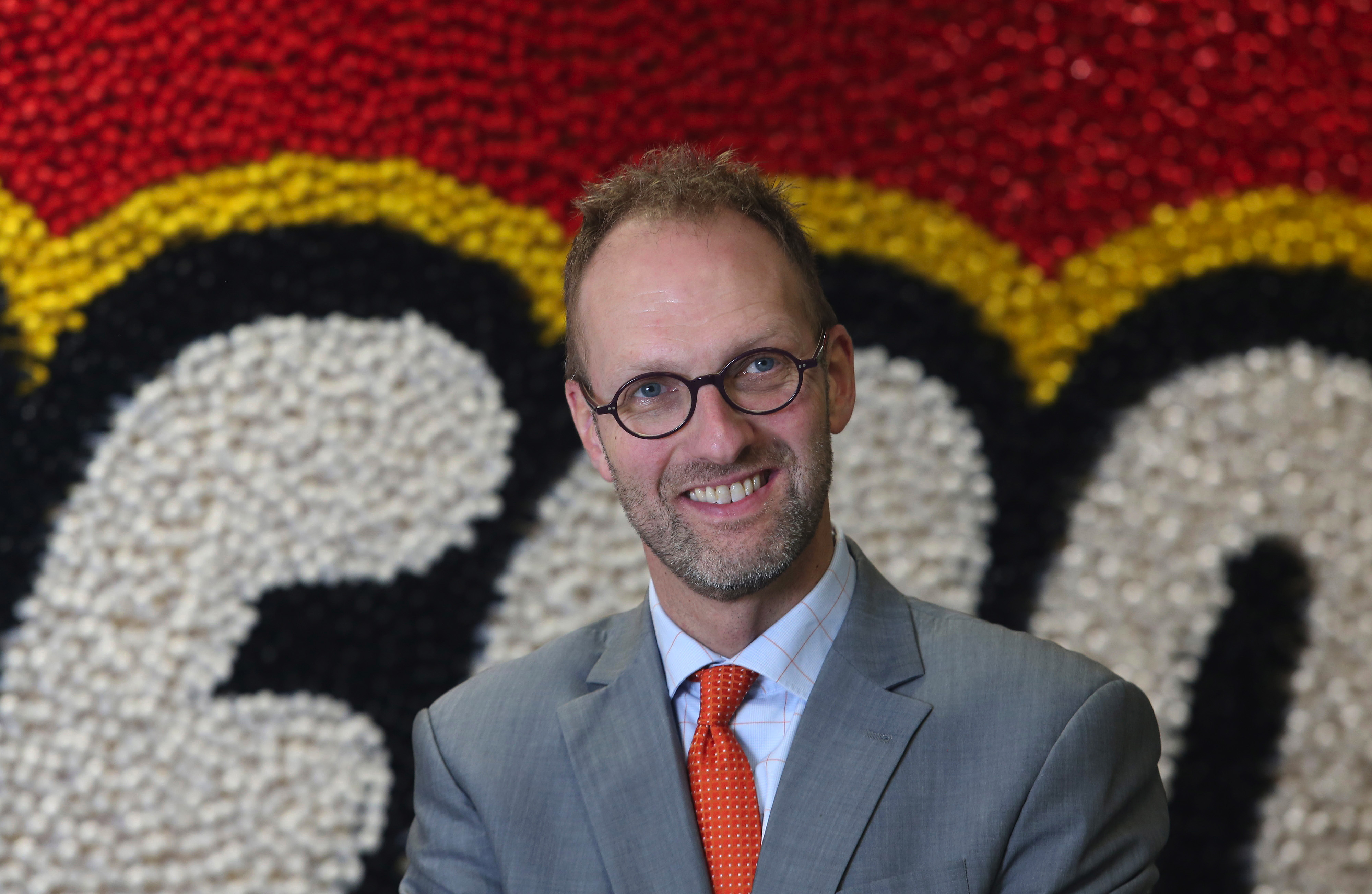 Lego A/S Chief Executive Officer Jorgen Vig Knudstorp Opens New London Offices