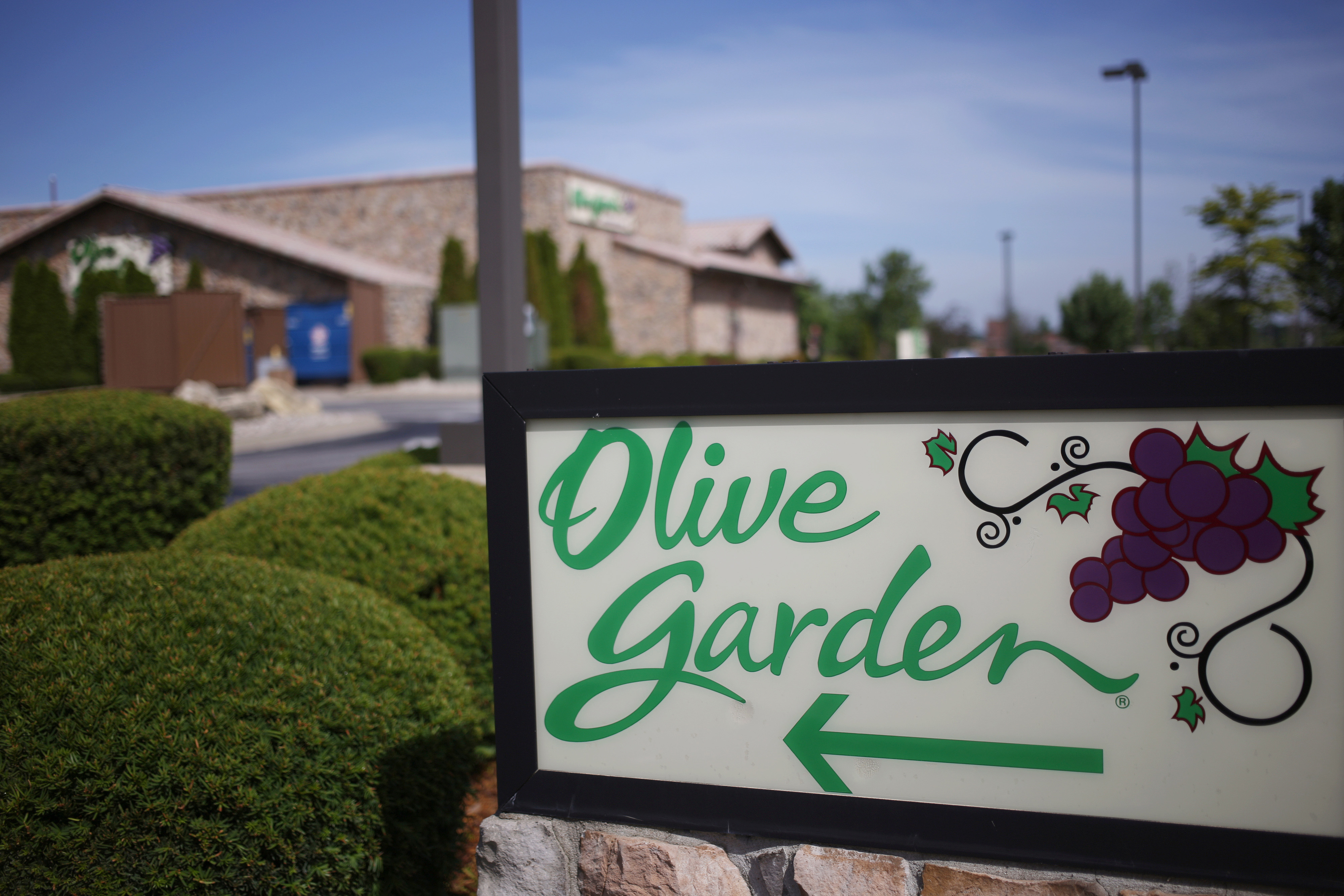 Olive Garden Locations Ahead Of Darden Restaurants Inc. Earning Figures