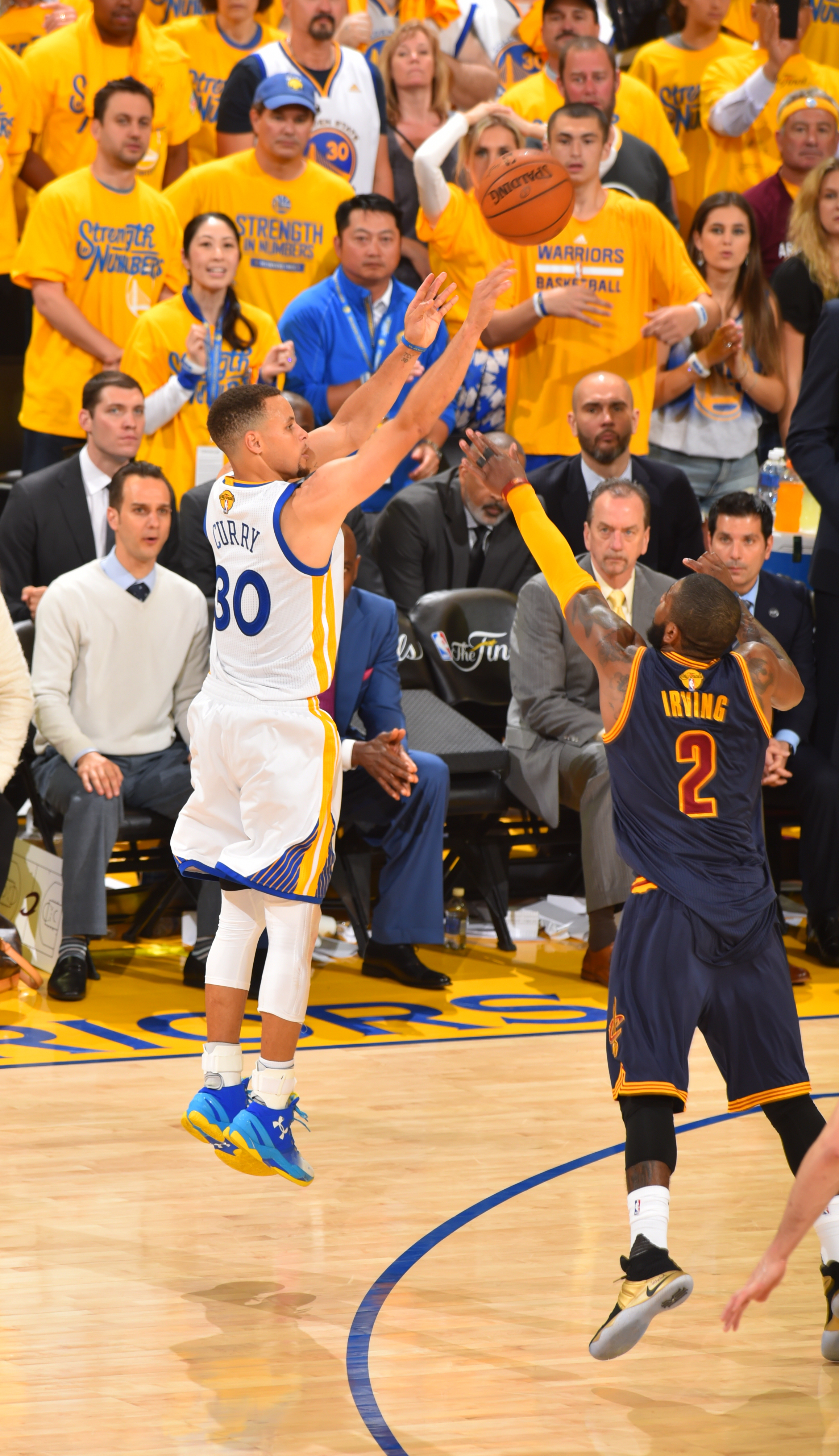 2016 NBA Finals  - Game 1