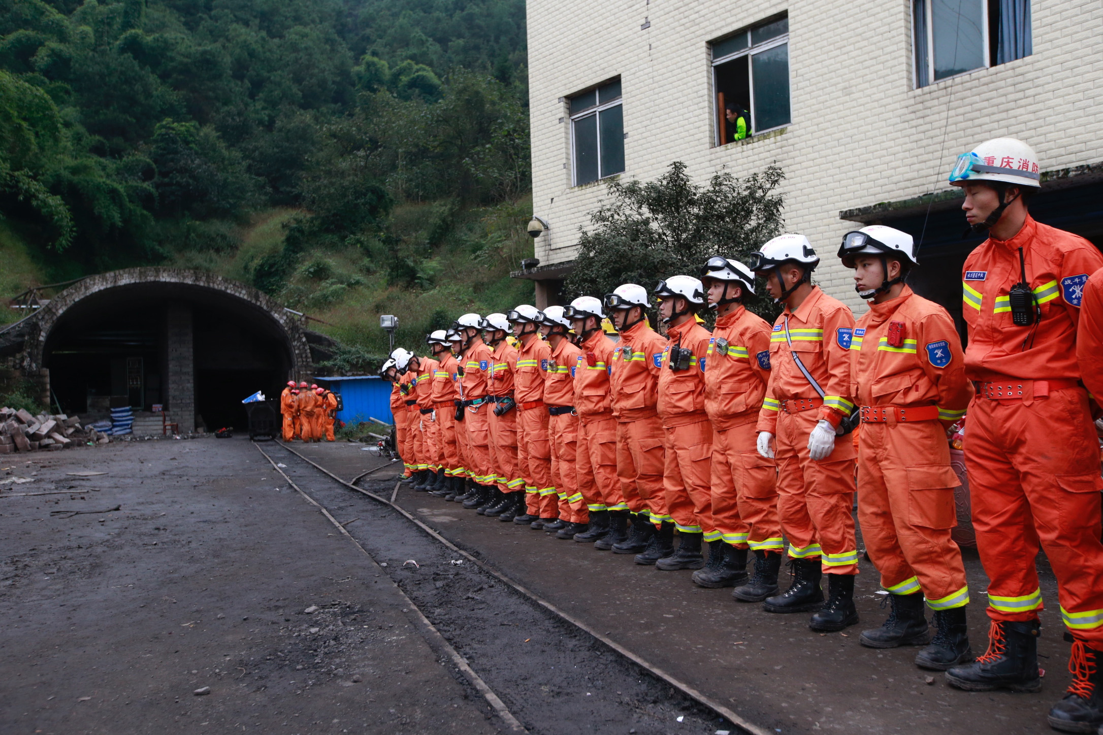 Gas Explosion Traps 33 In Coal Mine In Chongqing