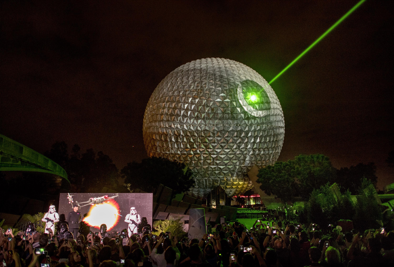 """""""Rogue One: A Star Wars Story"""" Actor Mads Mikkelsen Visits Walt Disney World Resort"""