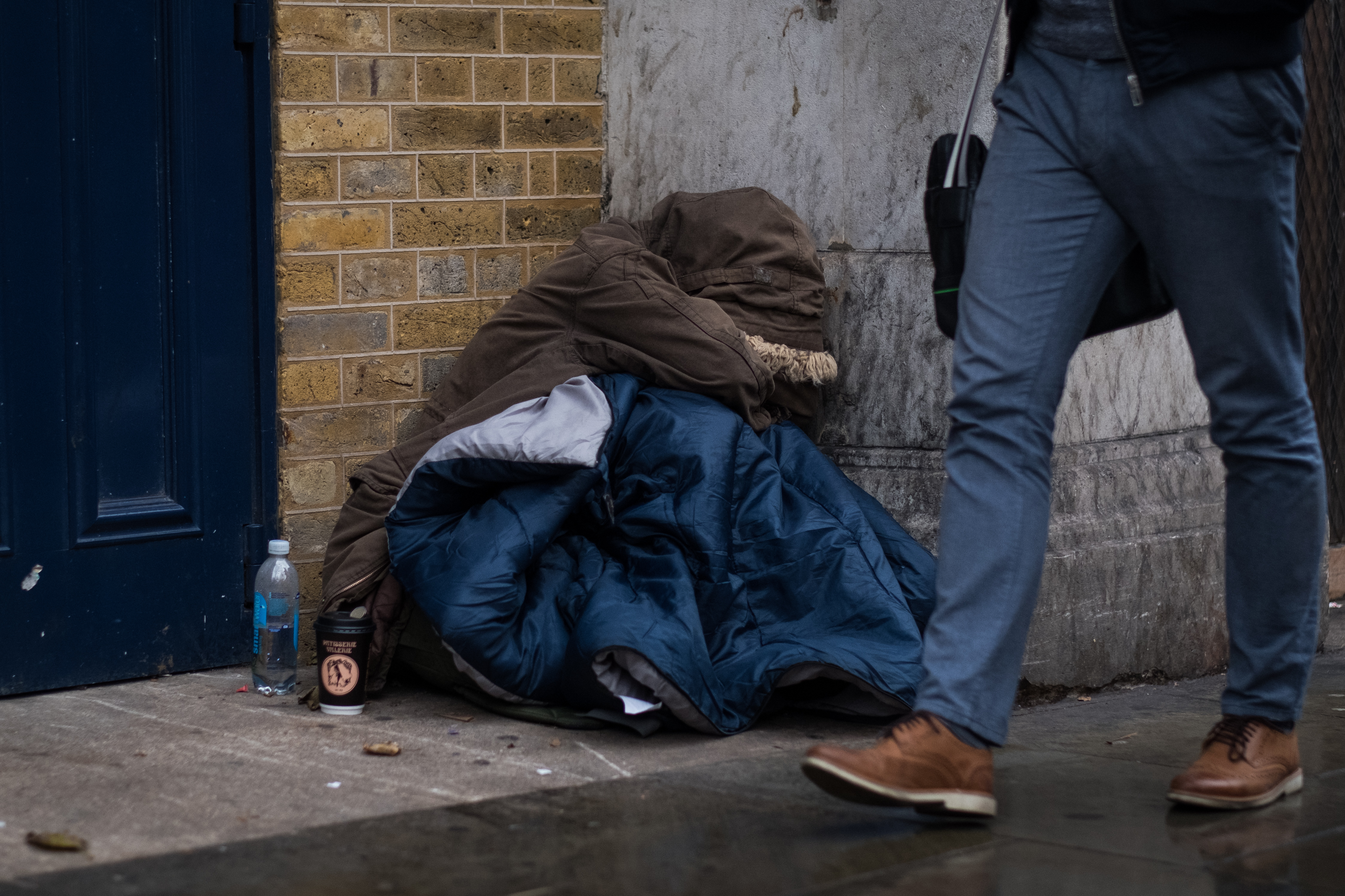 Homeless Figures Reveal 255,000 Have No Permanent Home