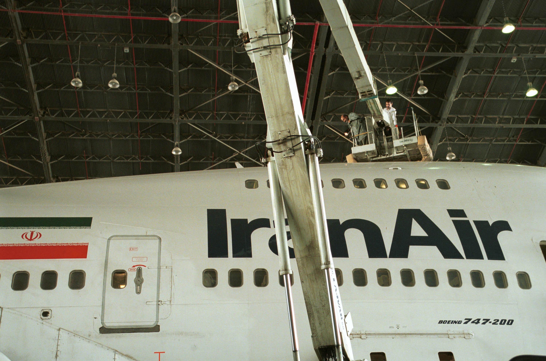 Iran Air Jumbo