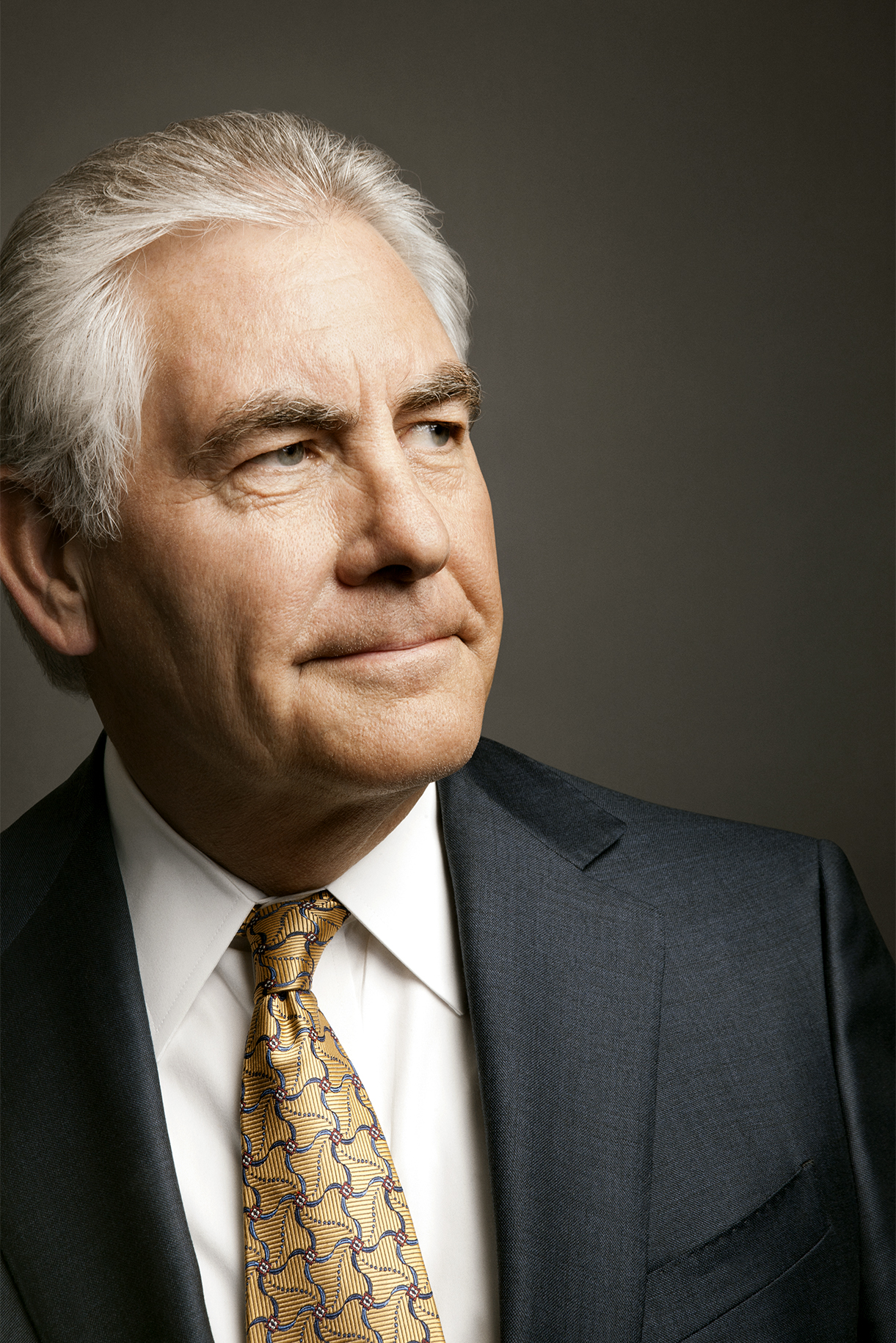 Exxon Mobil CEO Rex Tillerson photographed in 2012