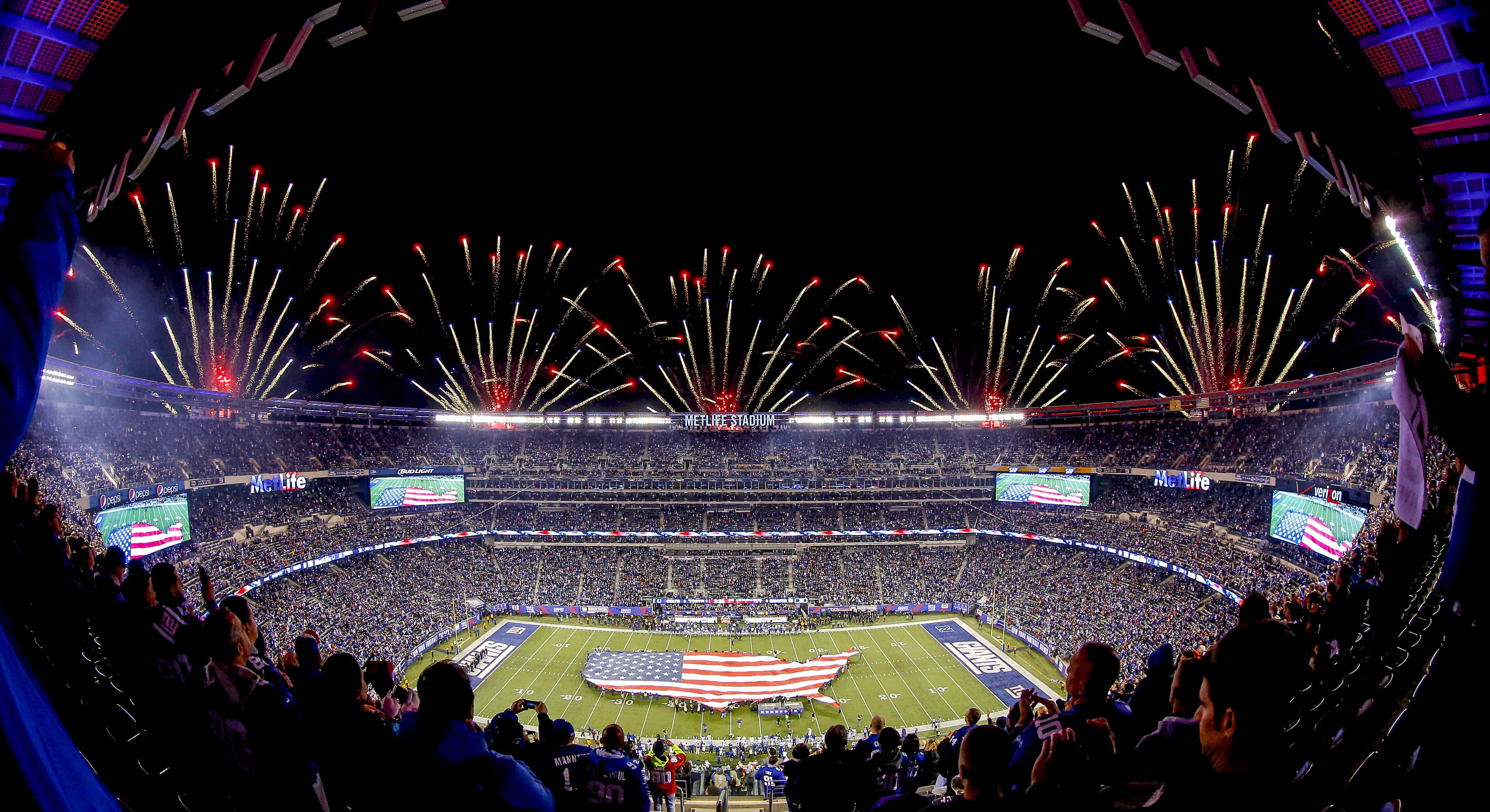 NFL: Indianapolis Colts at New York Giants