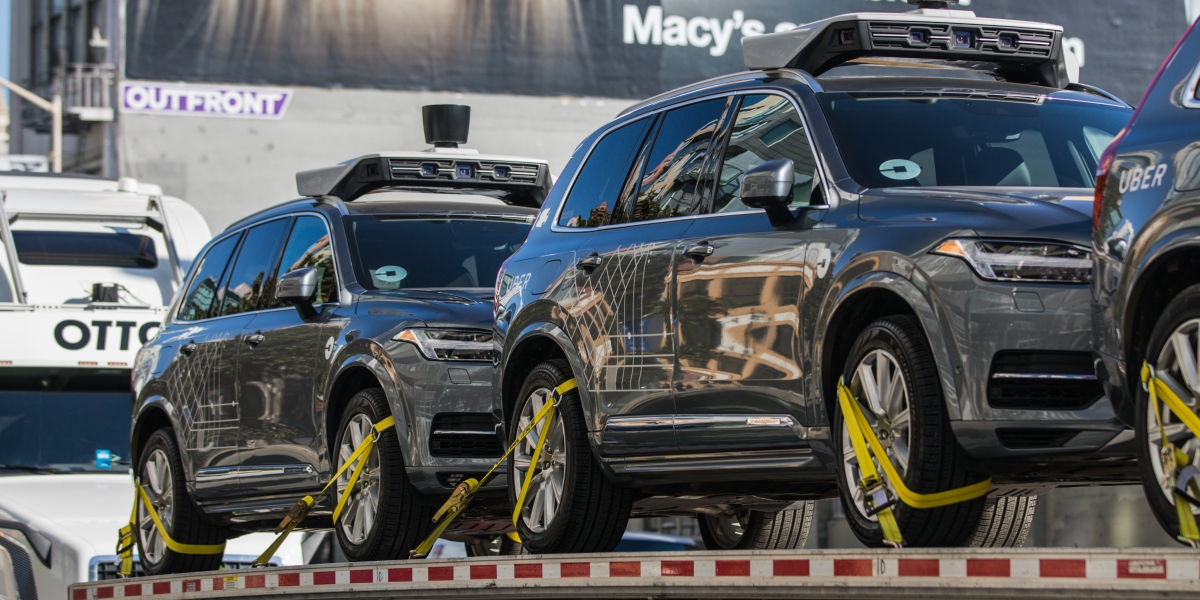 Uber Halts All Self-Driving Vehicle Testing After Fatal