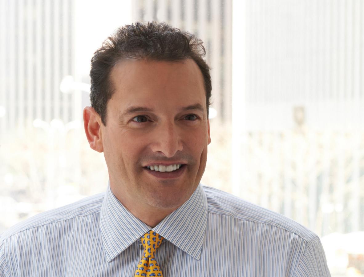 Time Inc. chief executive Rich Battista