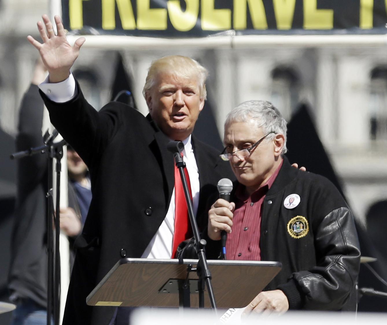 Donald Trump, Carl Paladino