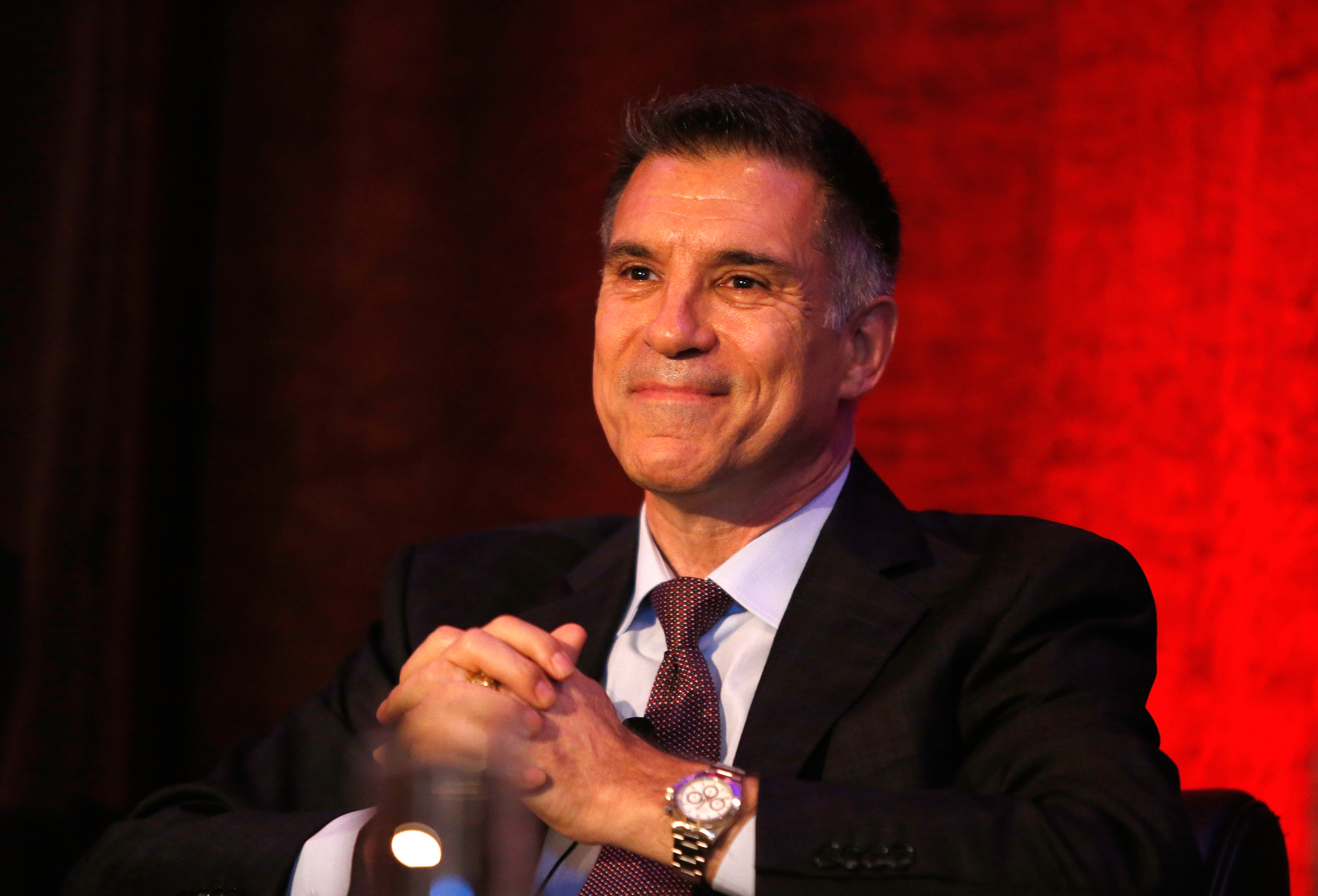 Chief Executive Officer and Owner of the Florida Panthers Vincent Viola attends the commissioner's luncheon at Ritz Carlton on June 26, 2015 in Ft. Lauderdale, Florida. (Photo by Eliot J. Schechter/NHLI via Getty Images)