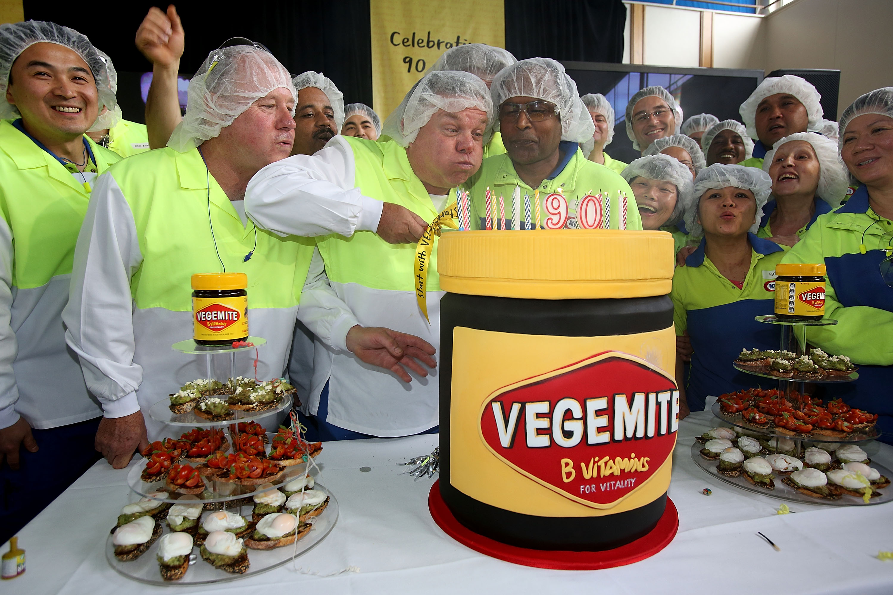 Vegemite Celebrates 90 Years