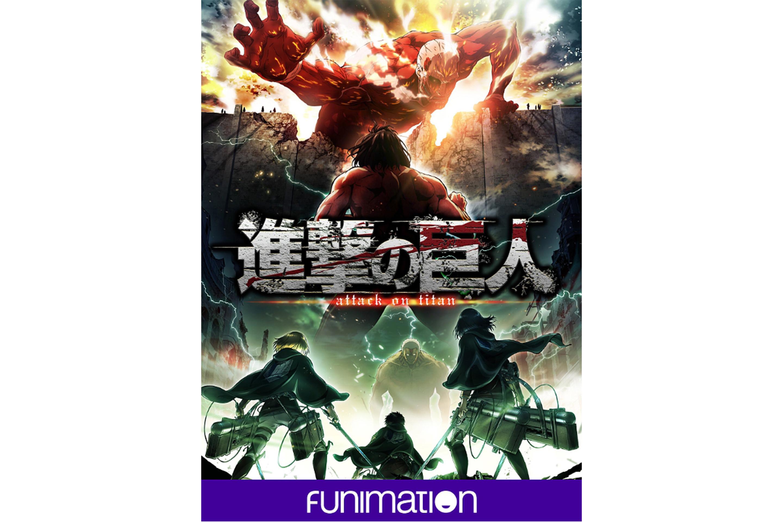Attack on Titan Season 2 - Funimation